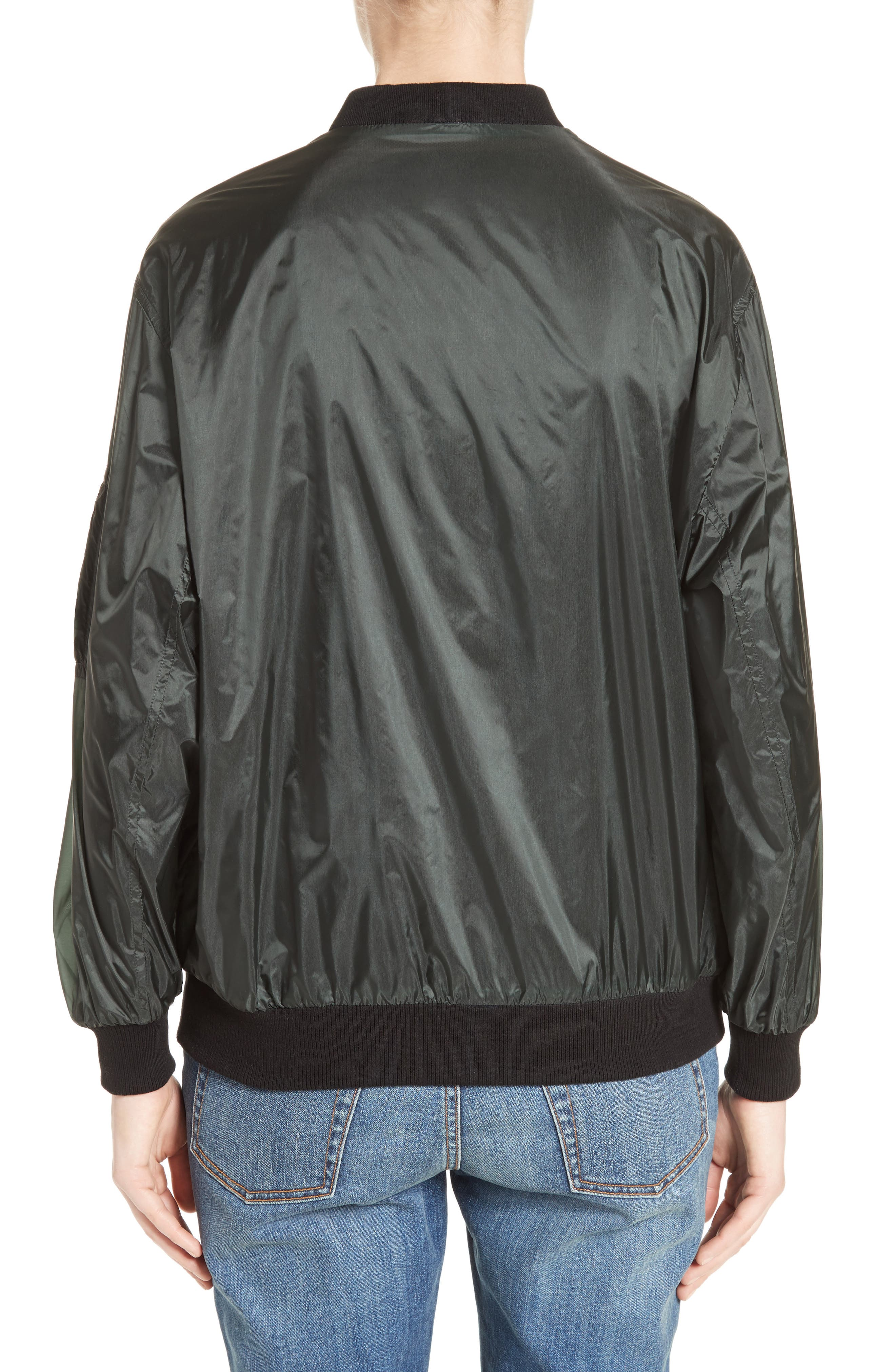 Alternate Image 2  - Burberry Mayther Technical Bomber