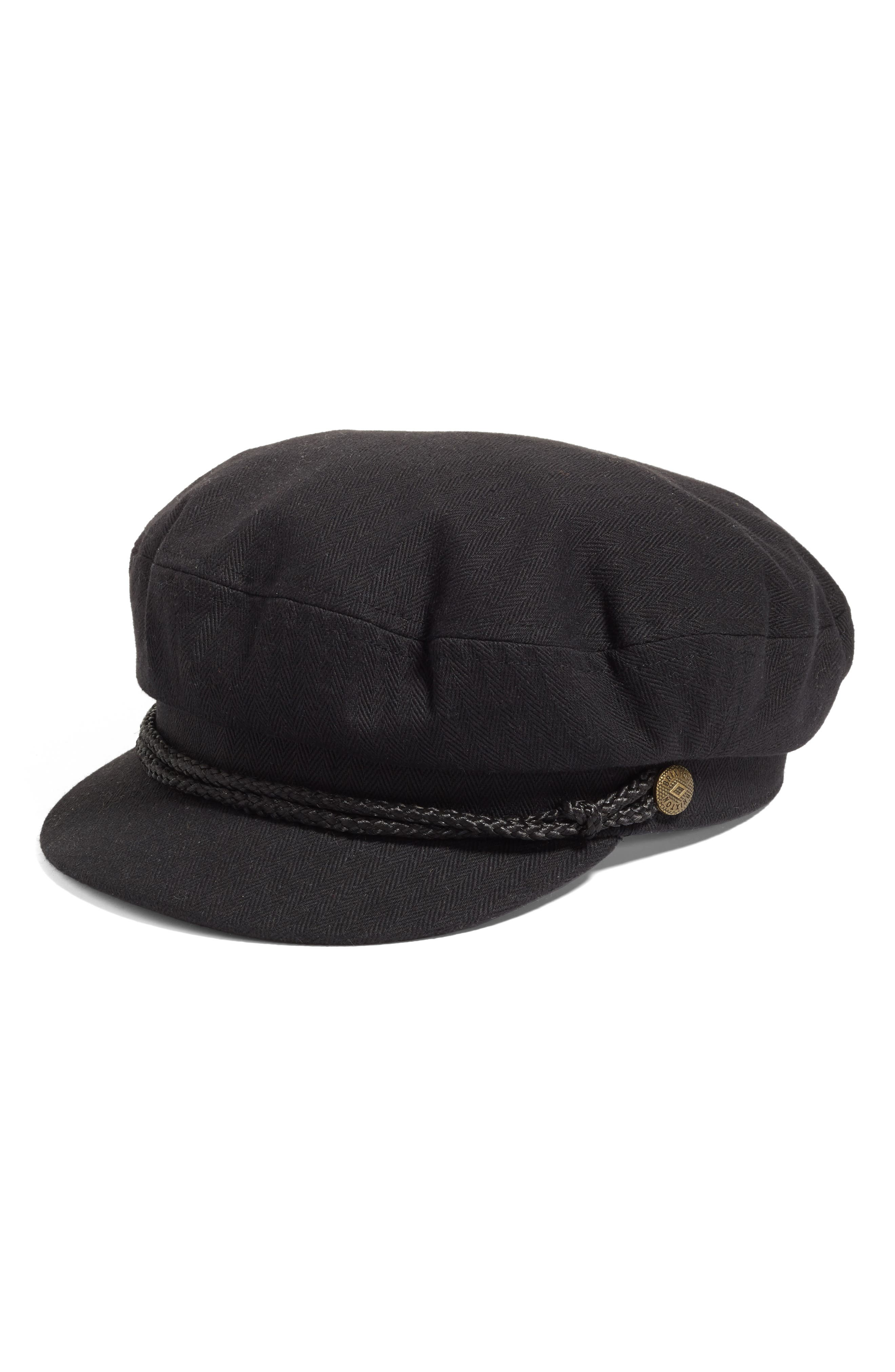 Main Image - Brixton Fiddler Fisherman Cap
