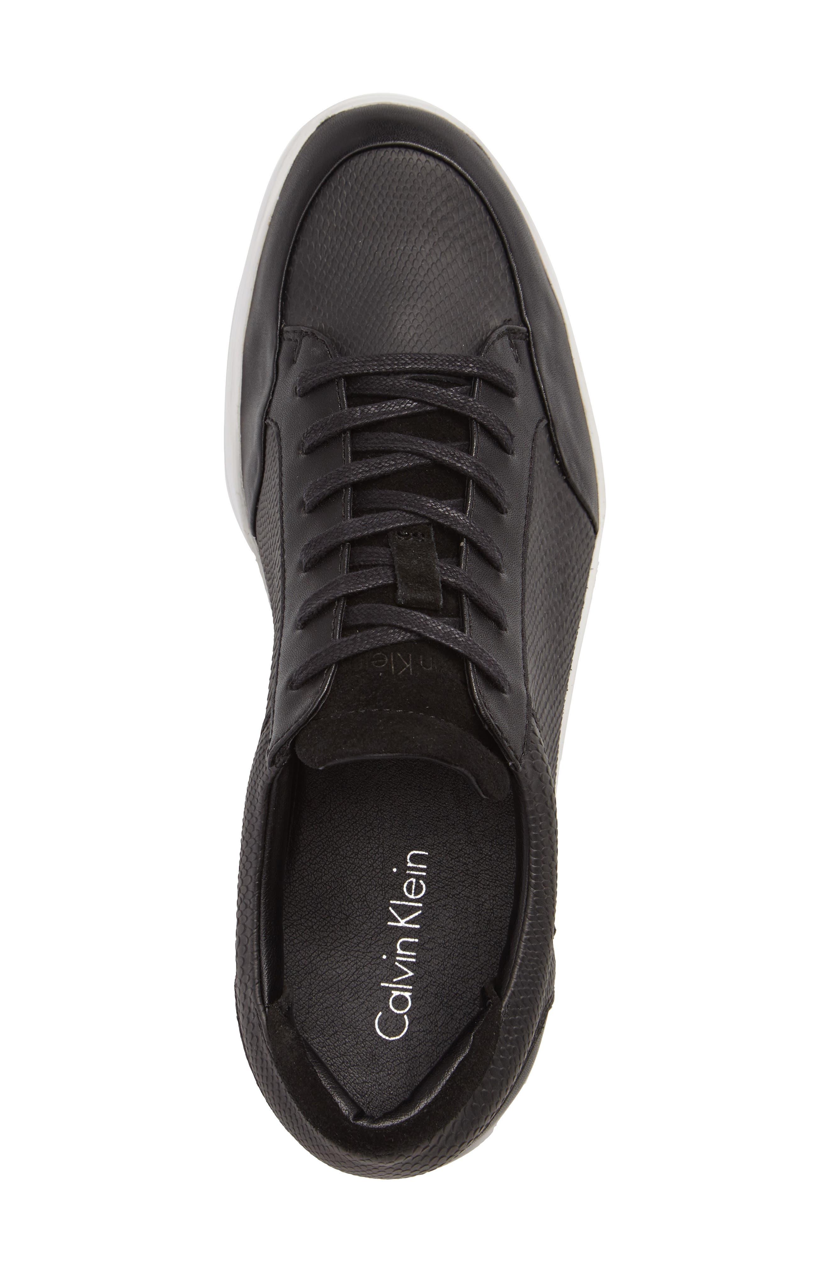 Alternate Image 3  - Calvin Klein Balin Sneaker (Men)