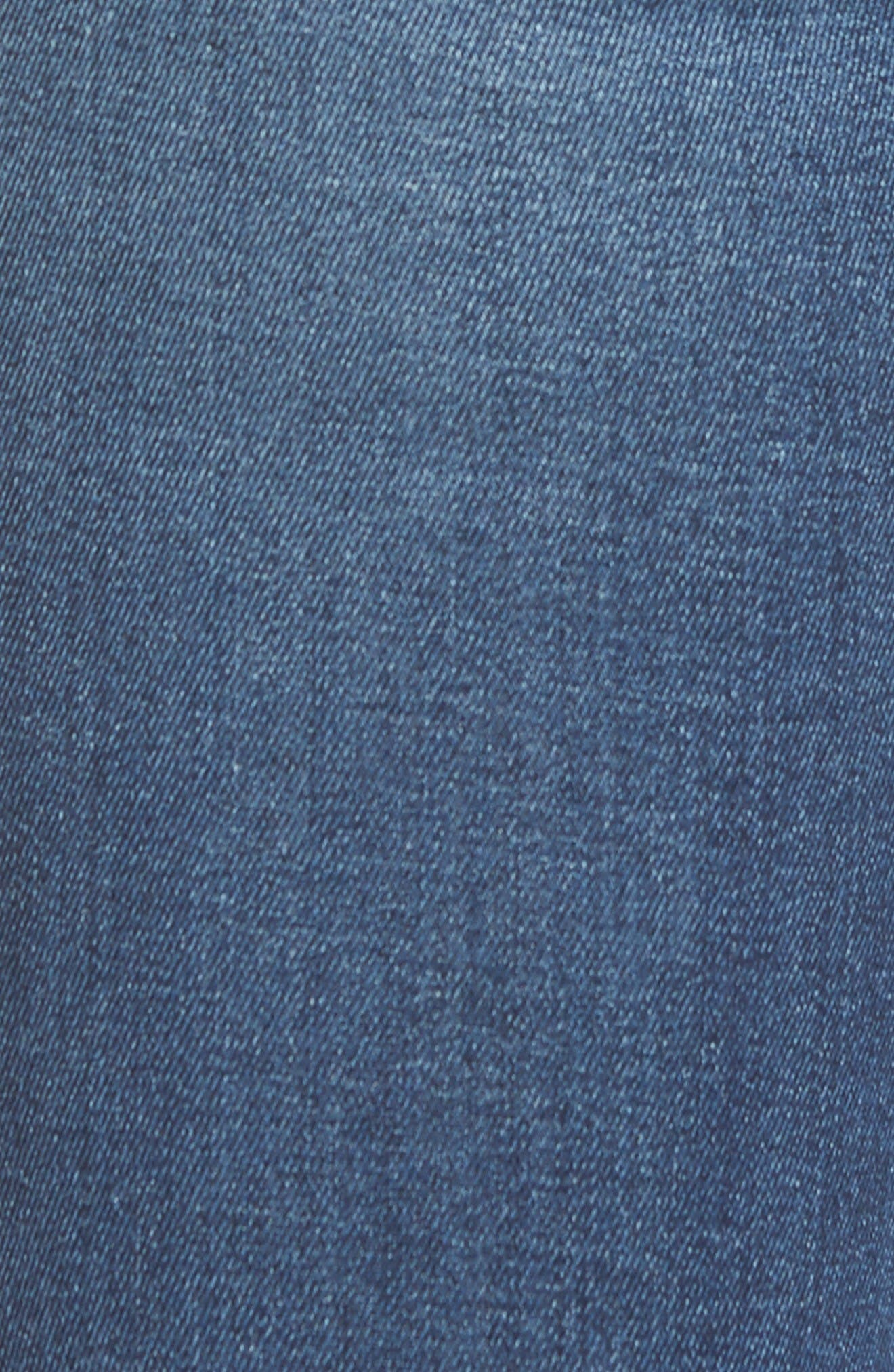 Alternate Image 5  - DL1961 Emma Power Legging Jeans (Quilter)
