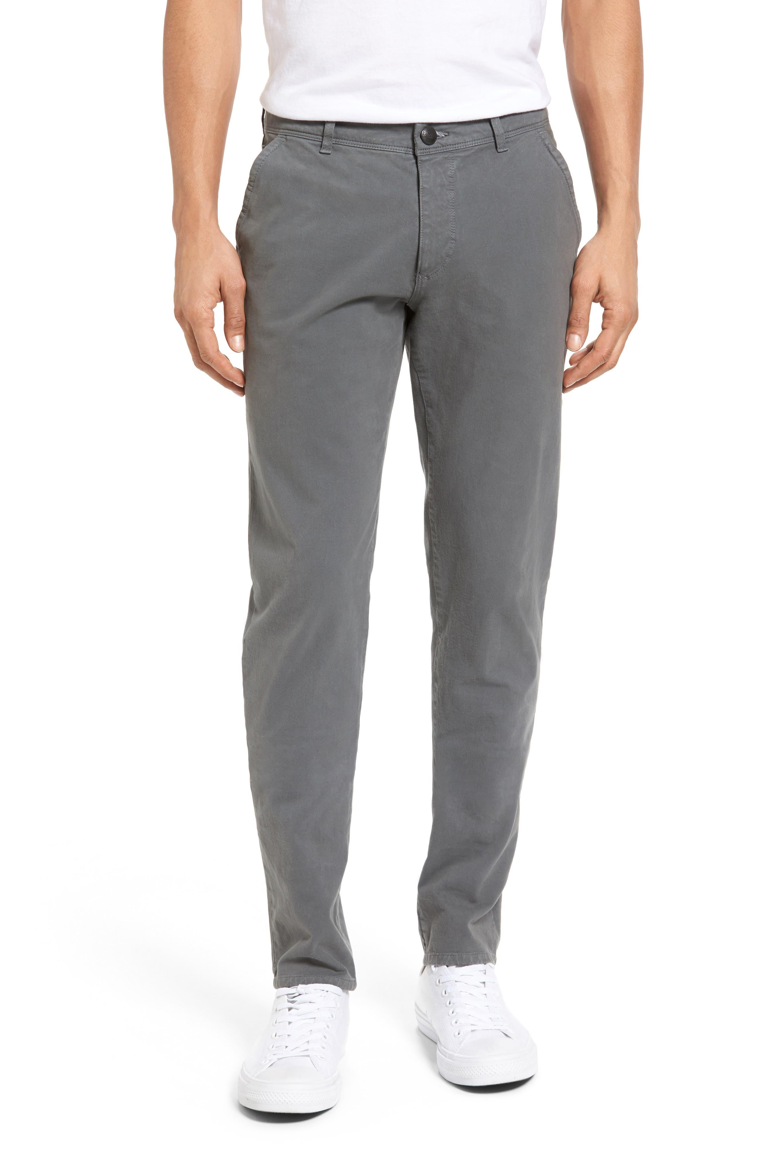 Good Man Brand Hybrid GoodX Slim Fit Stretch Twill Pants