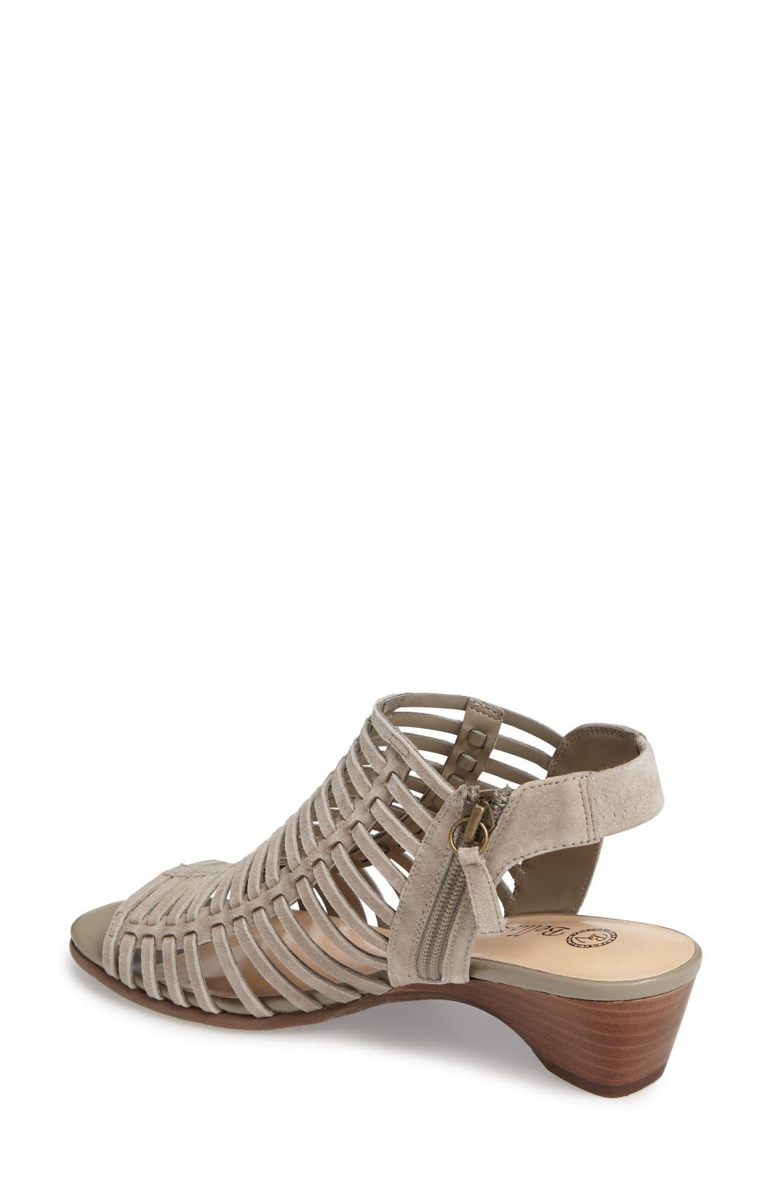 Alternate Image 2  - Bella Vita Pacey Cage Sandal (Women)