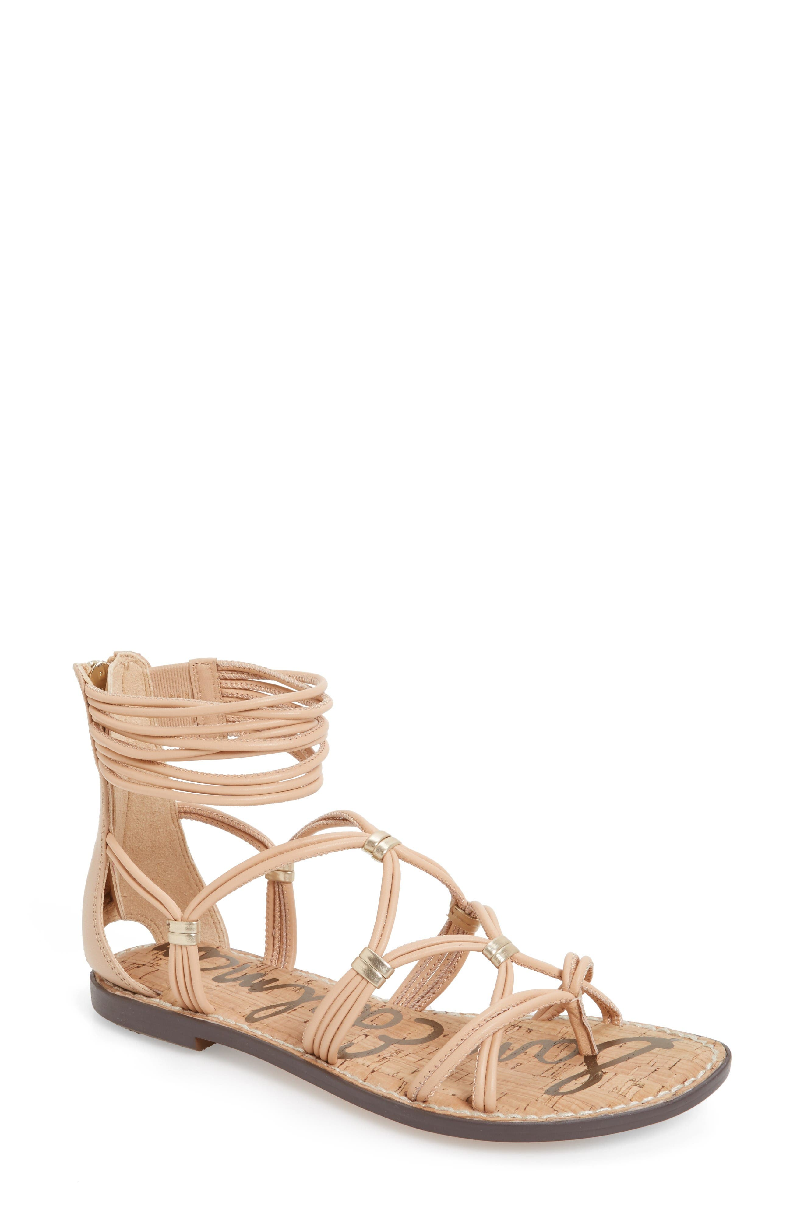 Alternate Image 1 Selected - Sam Edelman Gianni Sandal (Women)