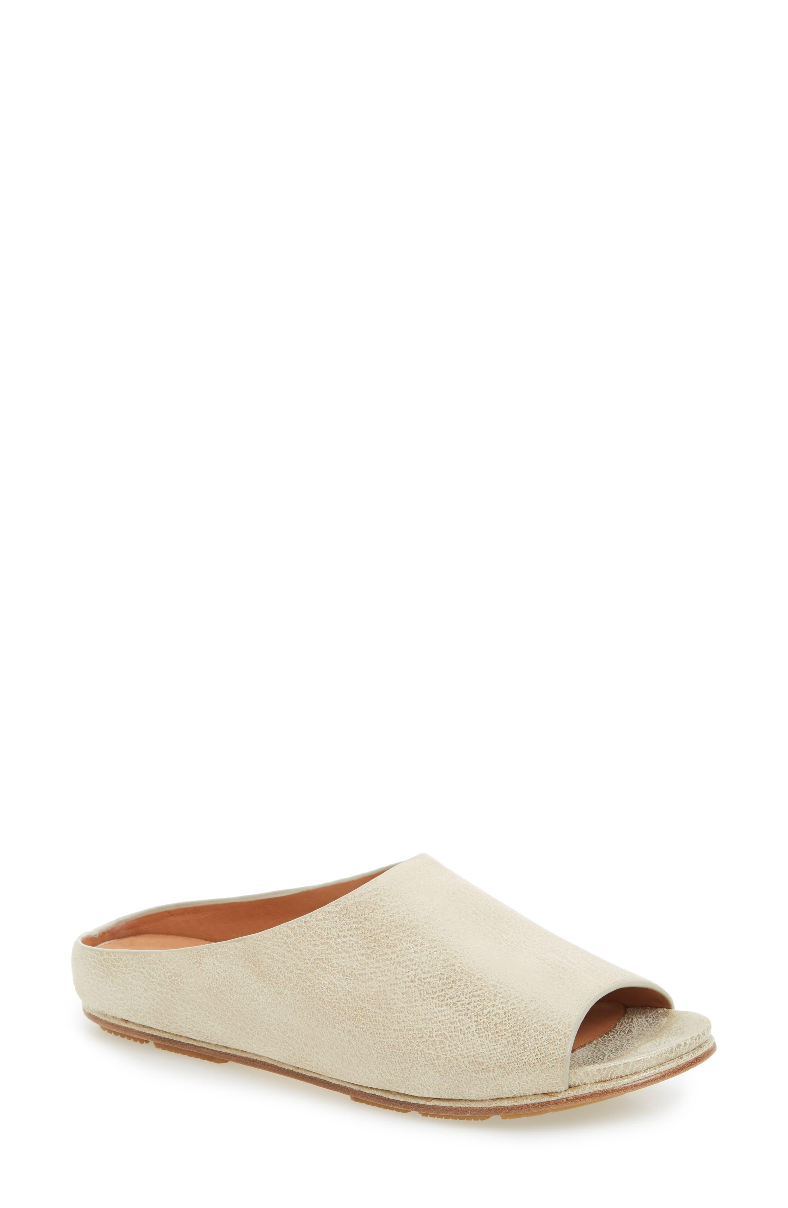 Last style Dijone Mule Women Womens White Leather L'Amour des Pieds Womens Comfort
