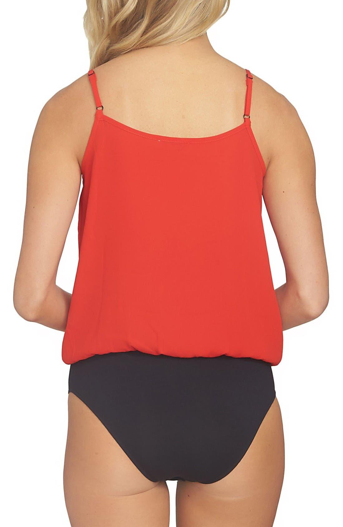 Alternate Image 2  - 1.STATE Blouson Bodysuit