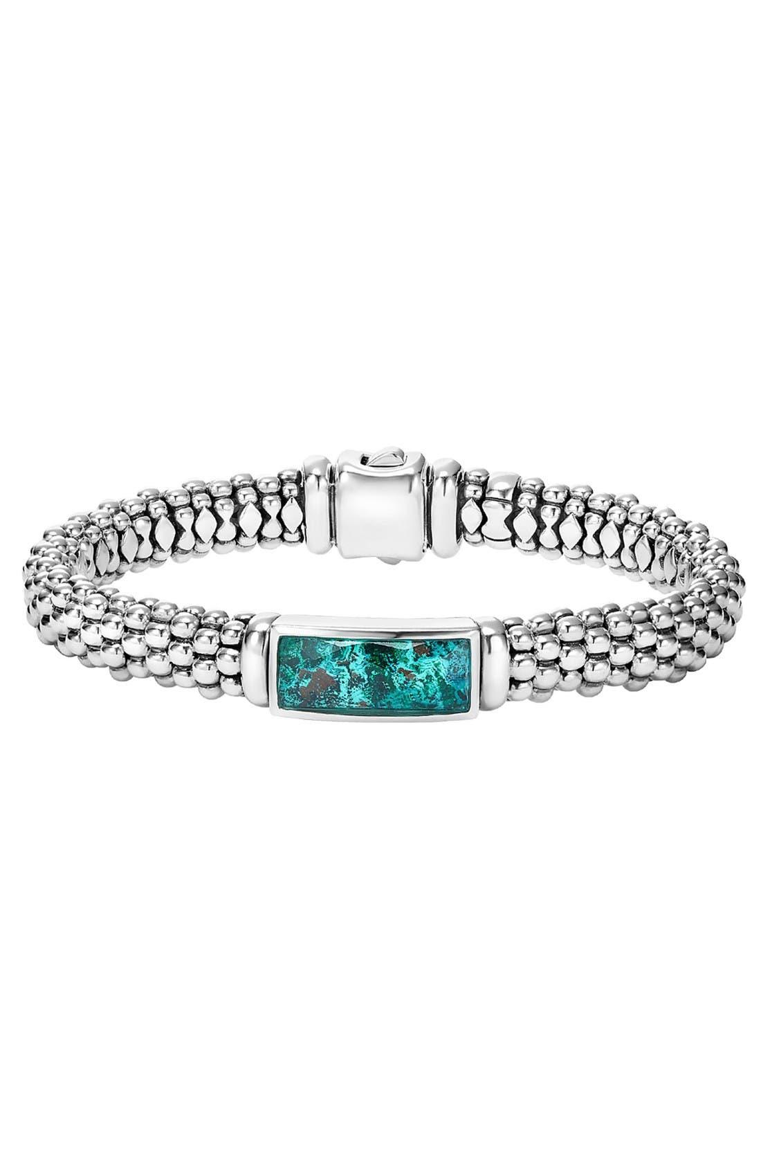 Alternate Image 1 Selected - LAGOS Maya Station Rope Bracelet