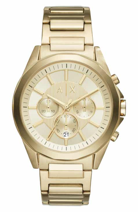 e0474efcf20 AX Armani Exchange Chronograph Bracelet Watch