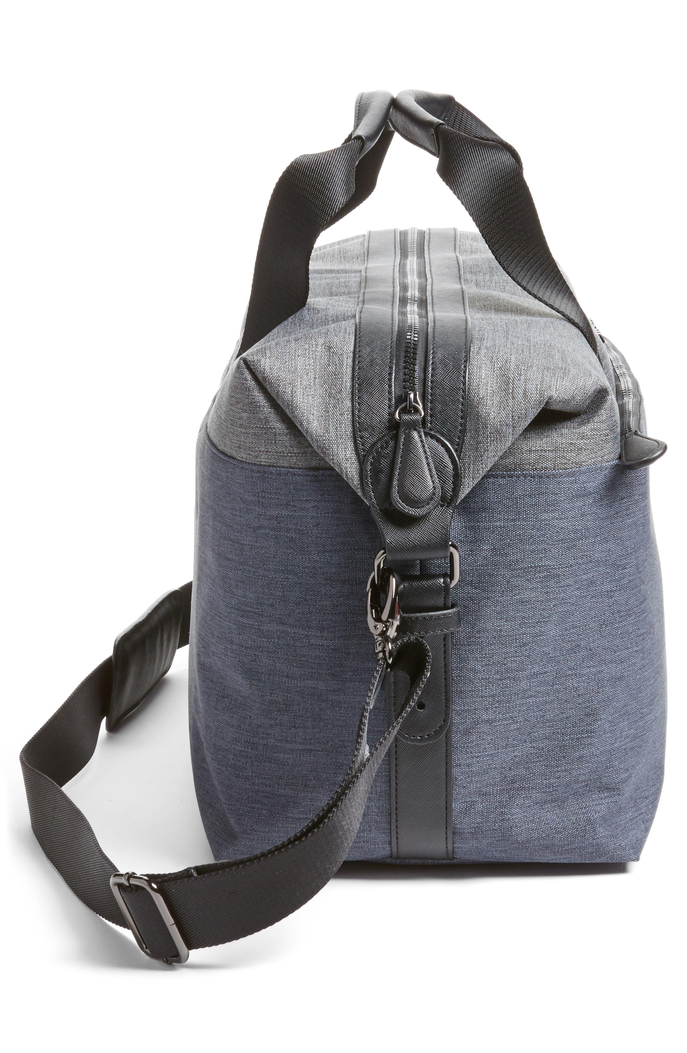 Alternate Image 5  - Ted Baker London Hamahed Duffel Bag