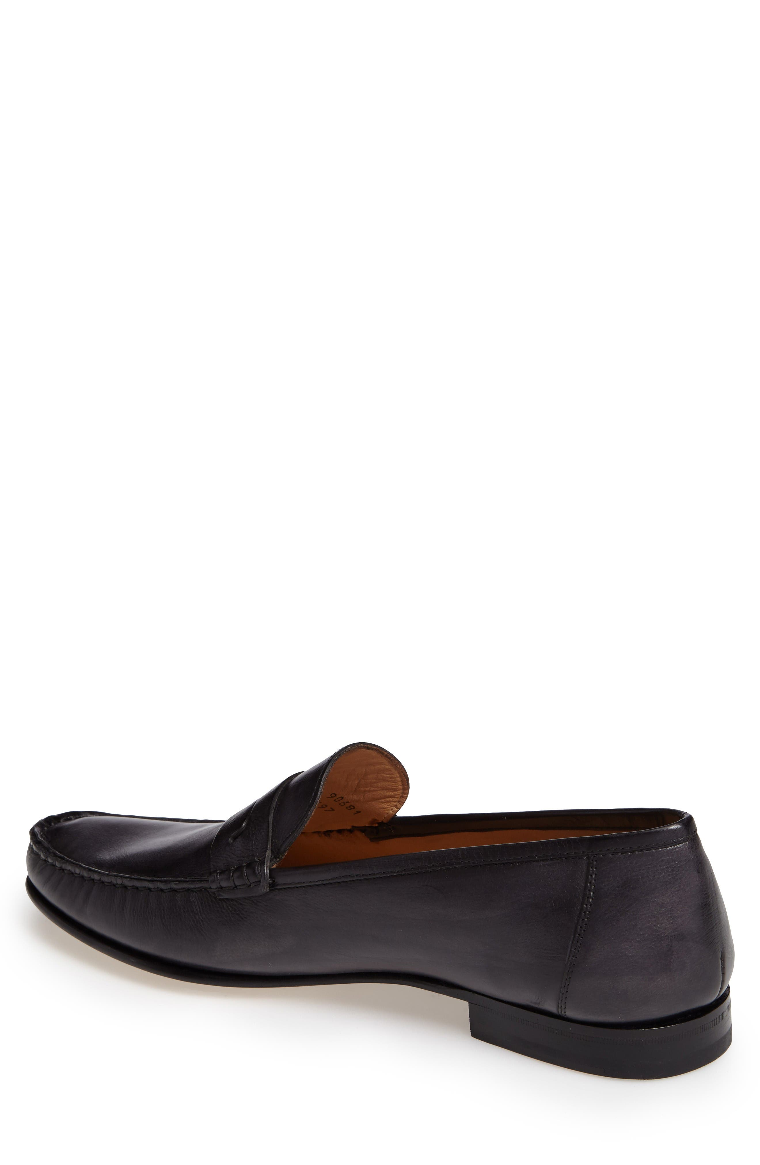 Alternate Image 2  - Mezlan Pauli Classic Penny Loafer (Men)