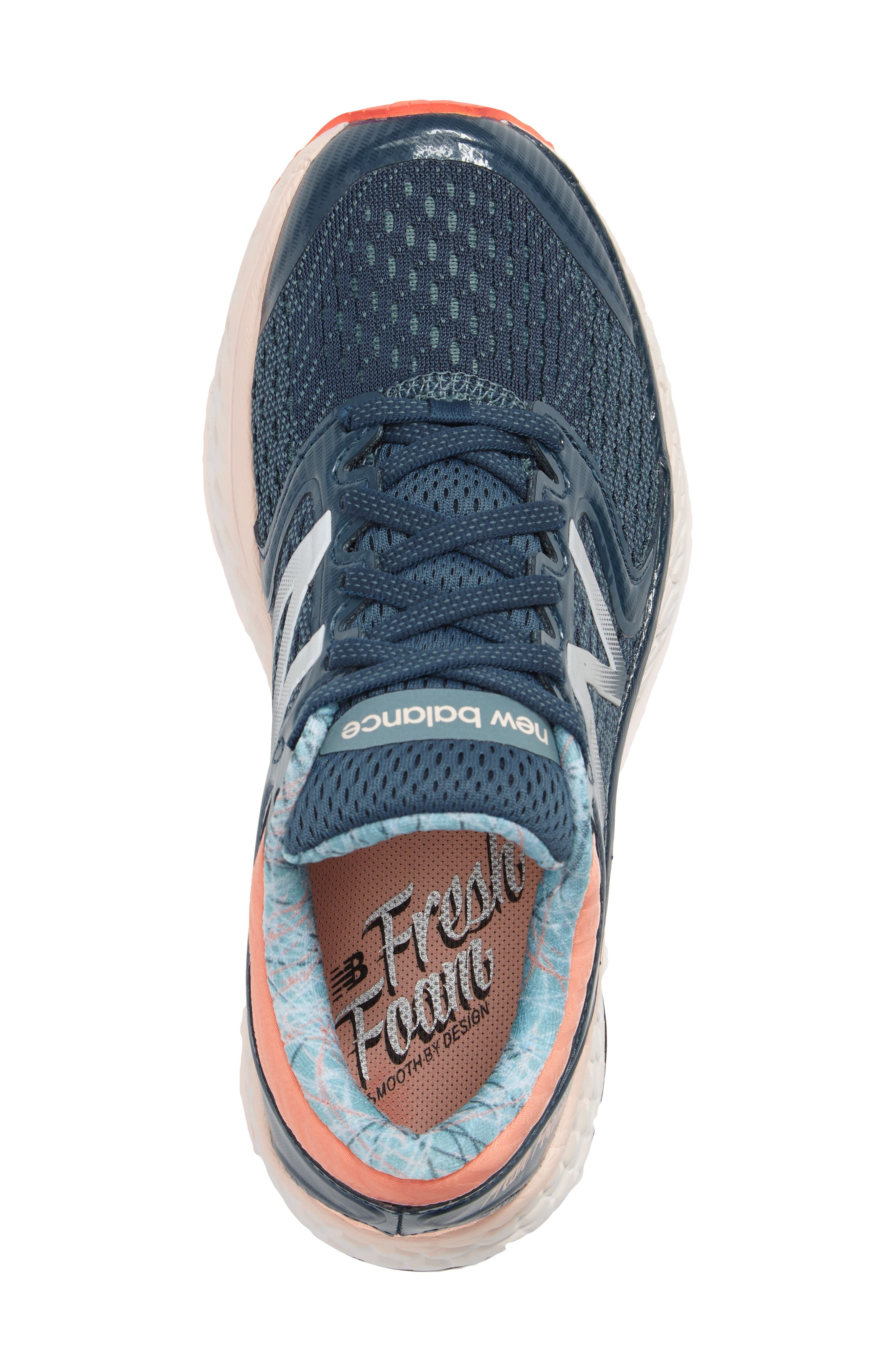 Alternate Image 3  - New Balance '1080 - Fresh Foam' Running Shoe (Women)