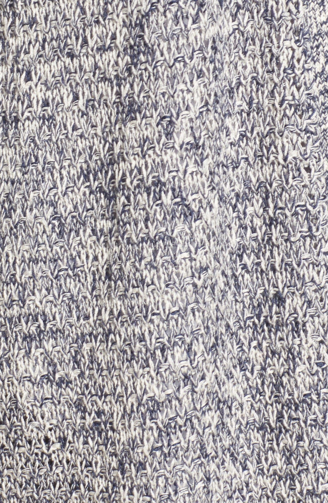Alternate Image 5  - Caslon® Textured Cardigan (Regular & Petite)