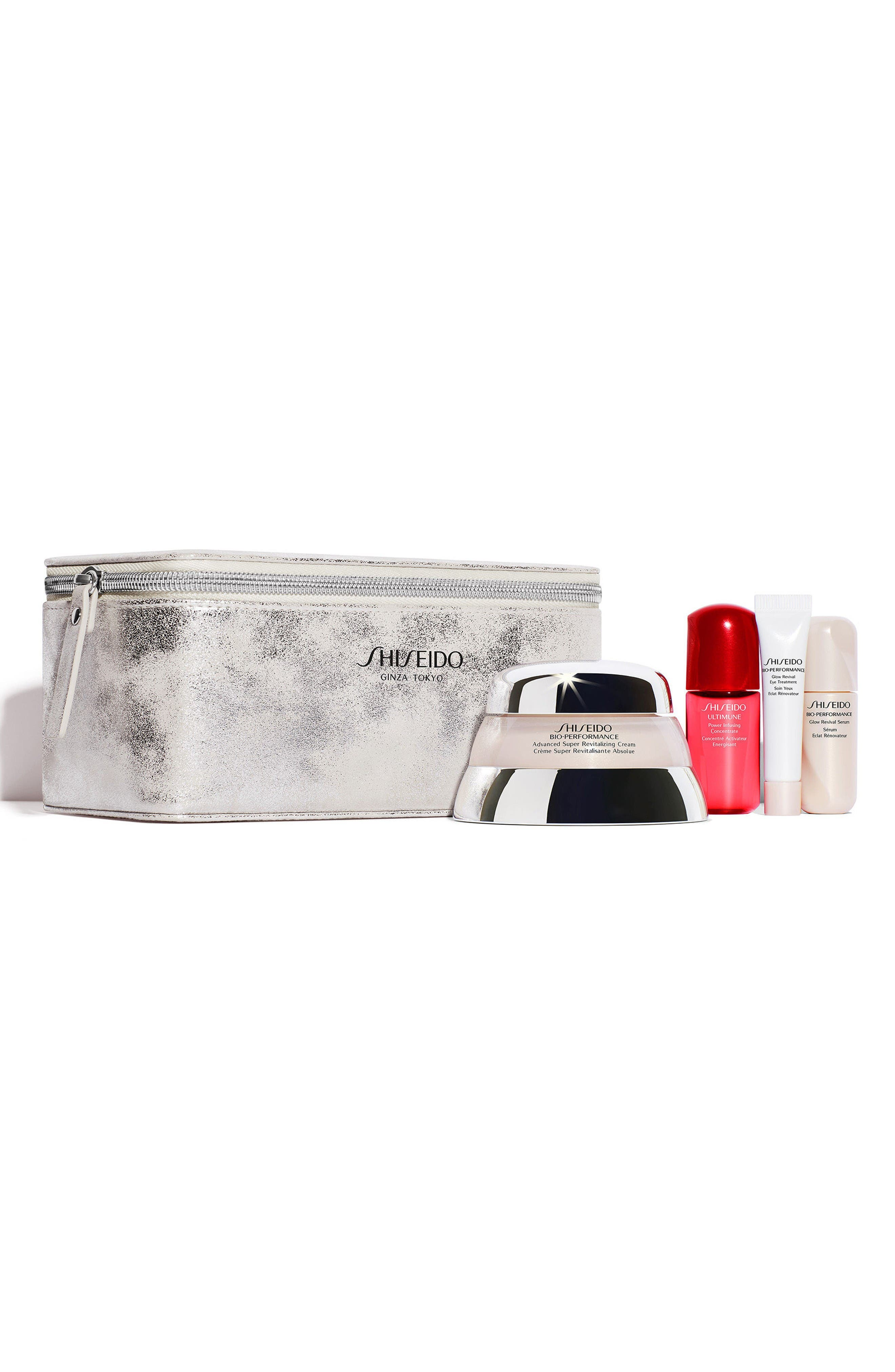 Shiseido Time to Revitalize Set ($160 Value)