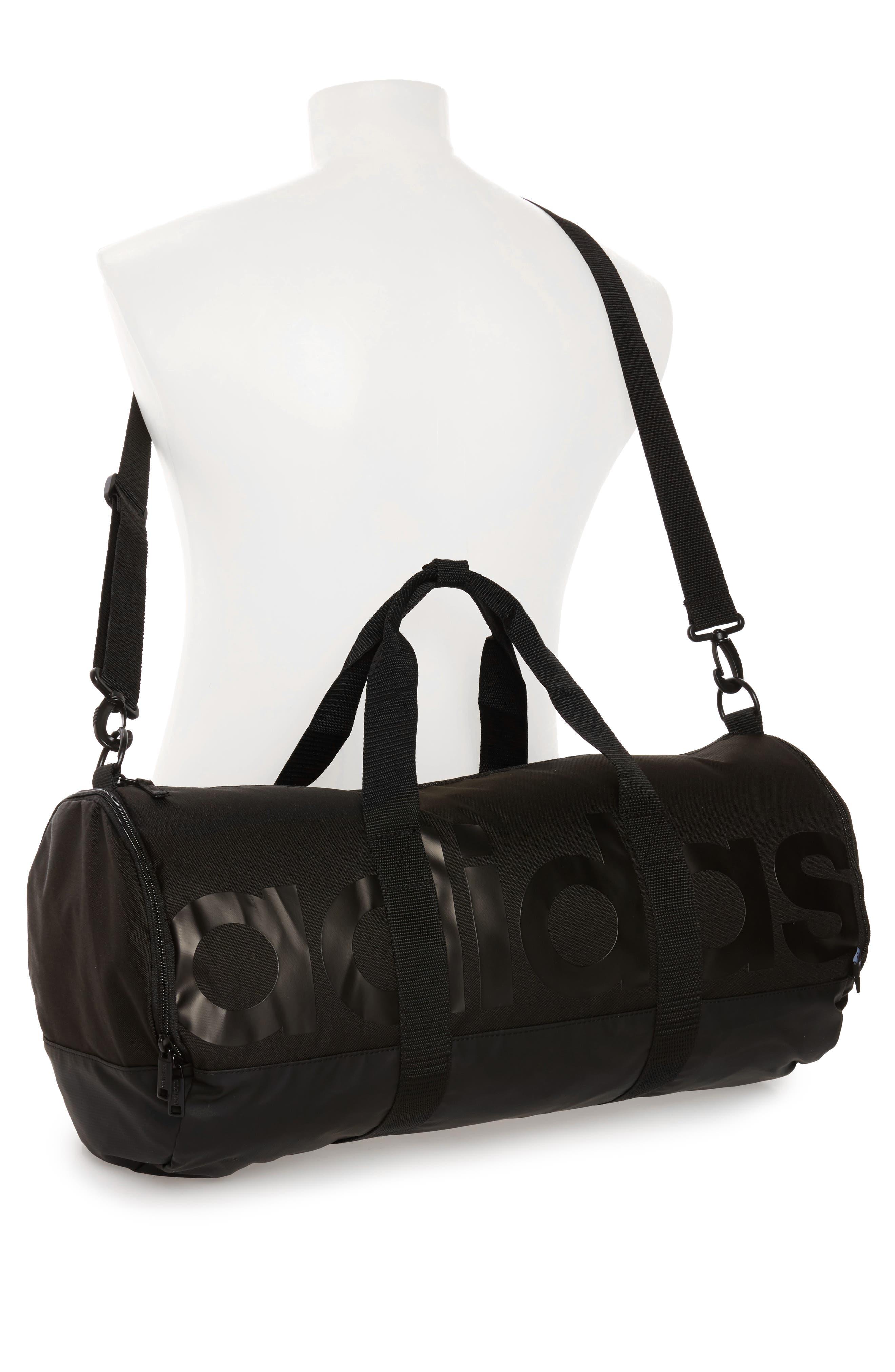 Alternate Image 2  - adidas Originals Santiago Duffel Bag