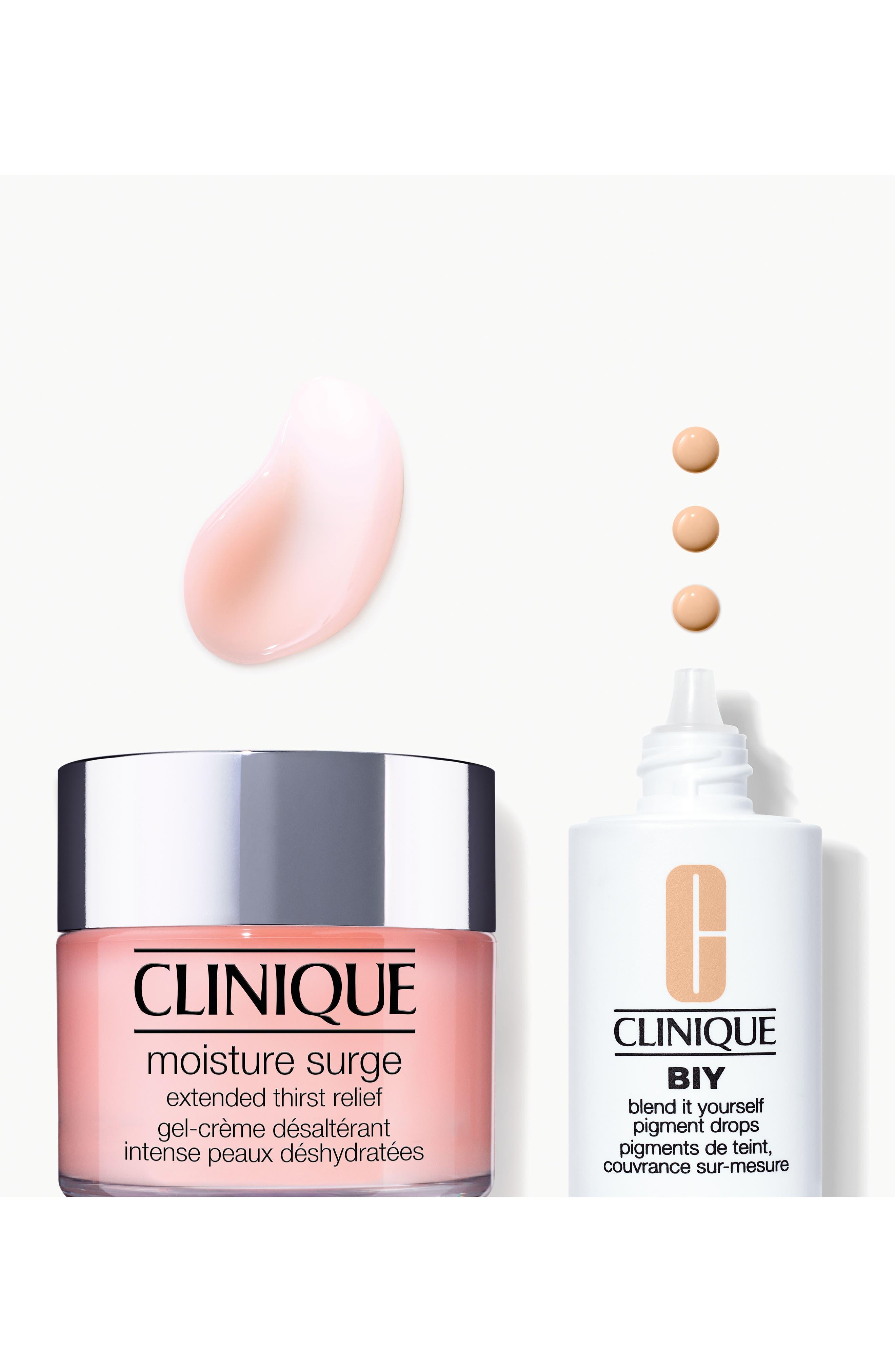 Alternate Image 2  - Clinique BIY Blend It Yourself Pigment Drops