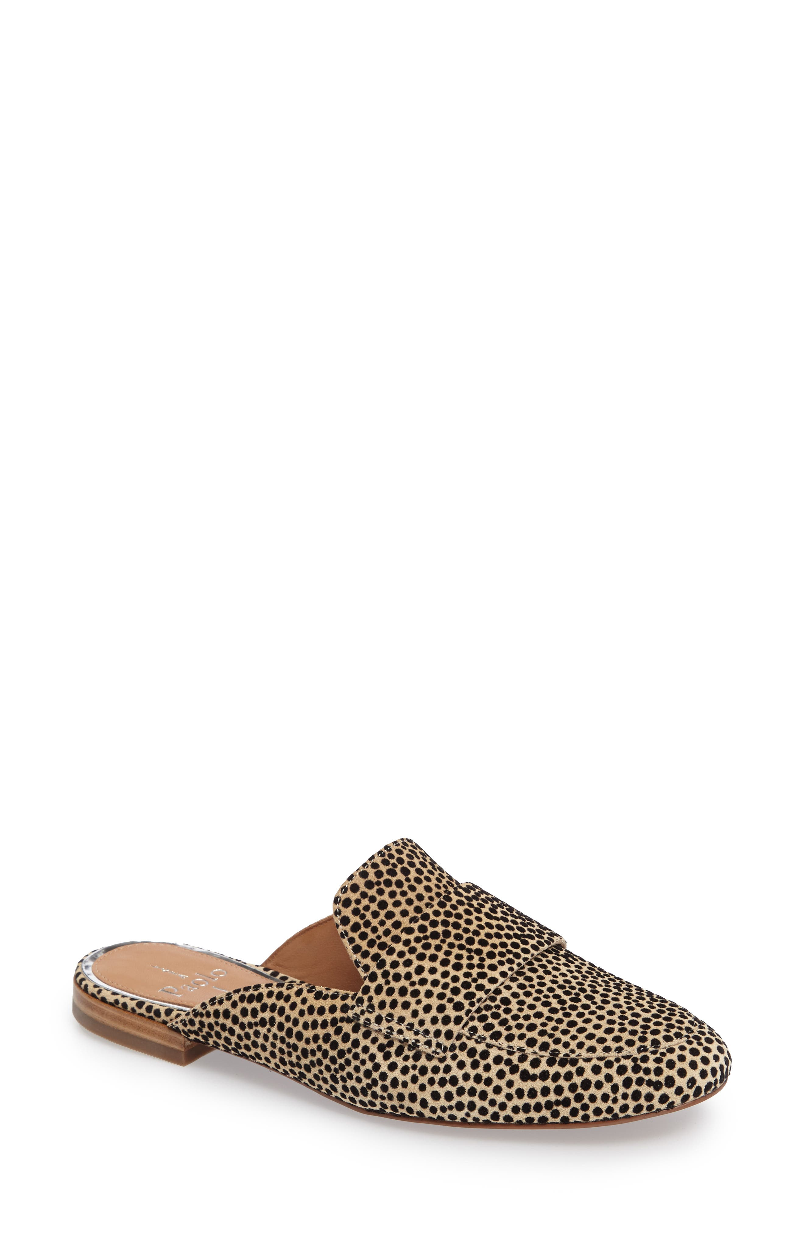 Alternate Image 1 Selected - Linea Paolo Annie Loafer Mule (Women)