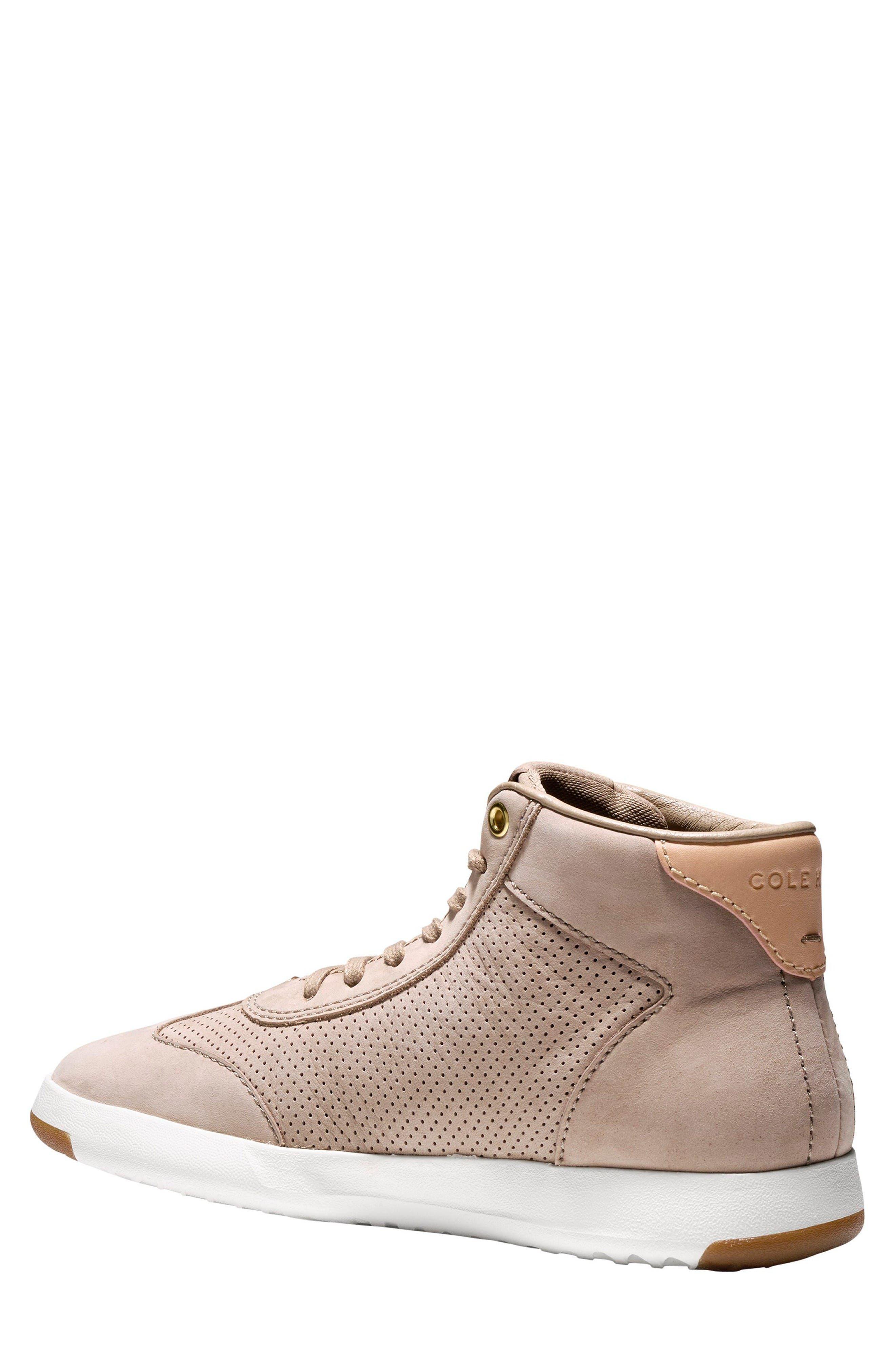 Alternate Image 2  - Cole Haan GrandPro High Top Sneaker (Women)