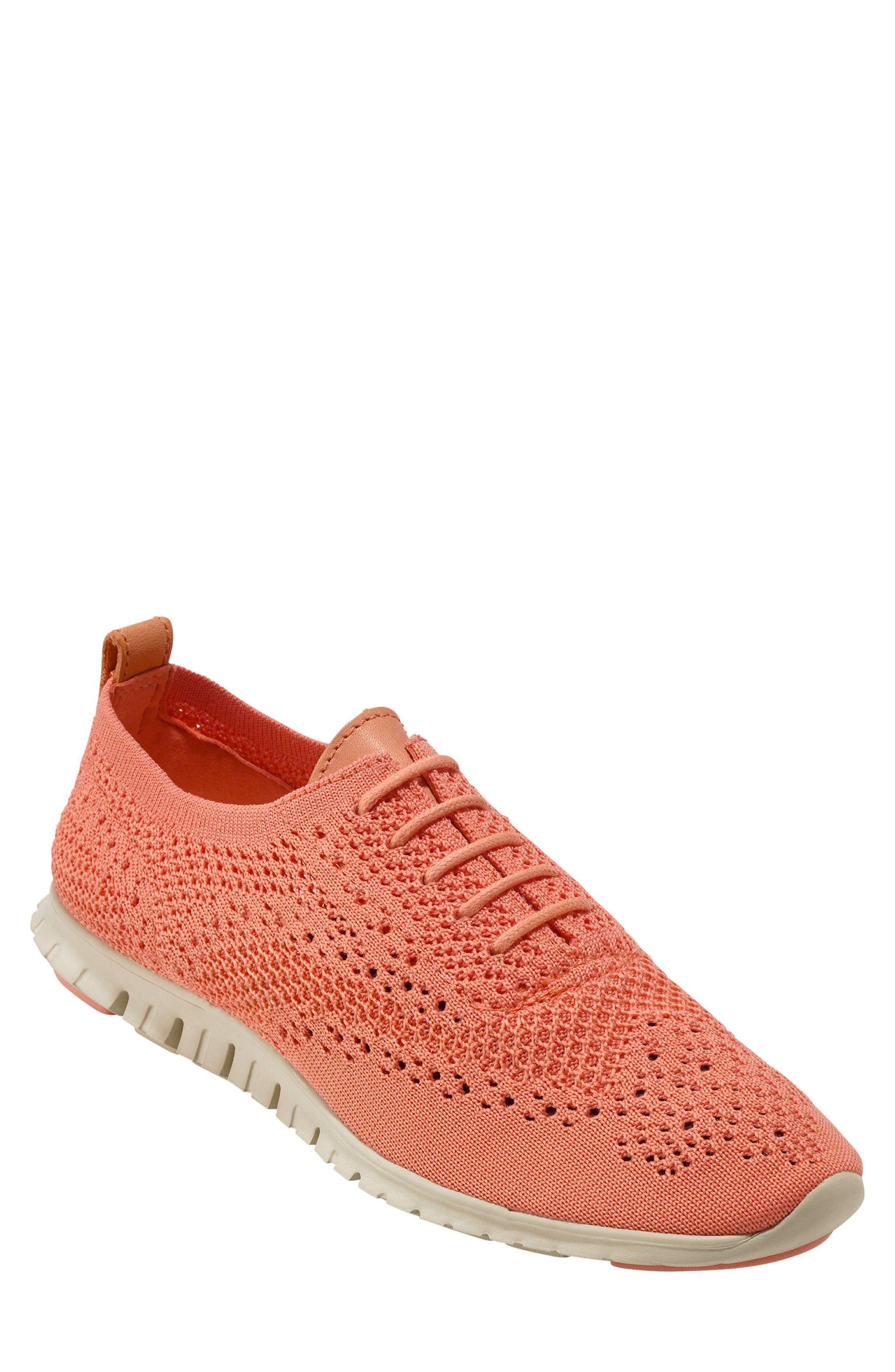 Alternate Image 1 Selected - Cole Haan ZERØGRAND Stitchlite Wingtop Oxford (Women)