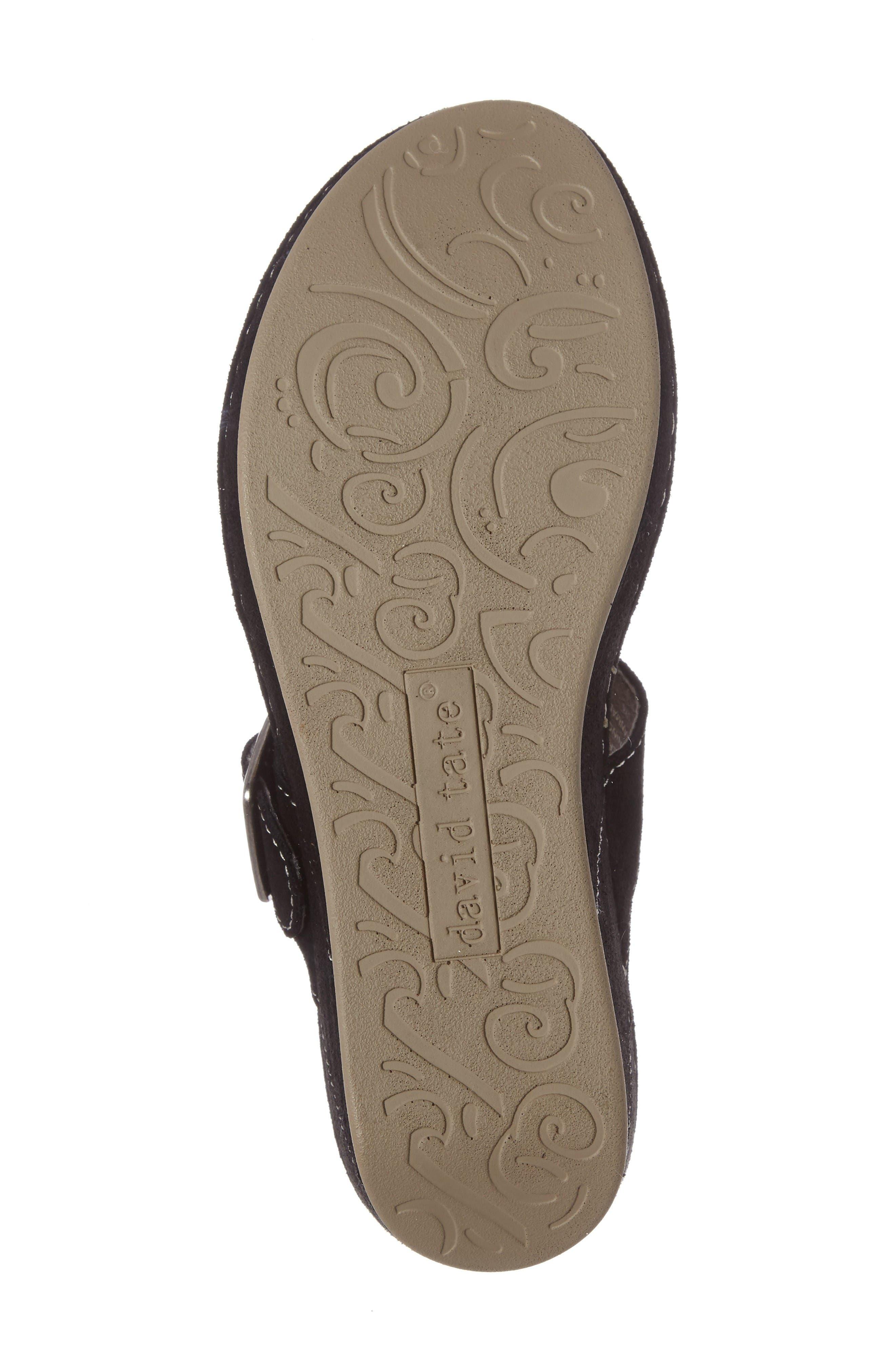 Alternate Image 4  - David Tate Spring Platform Wedge Sandal (Women)