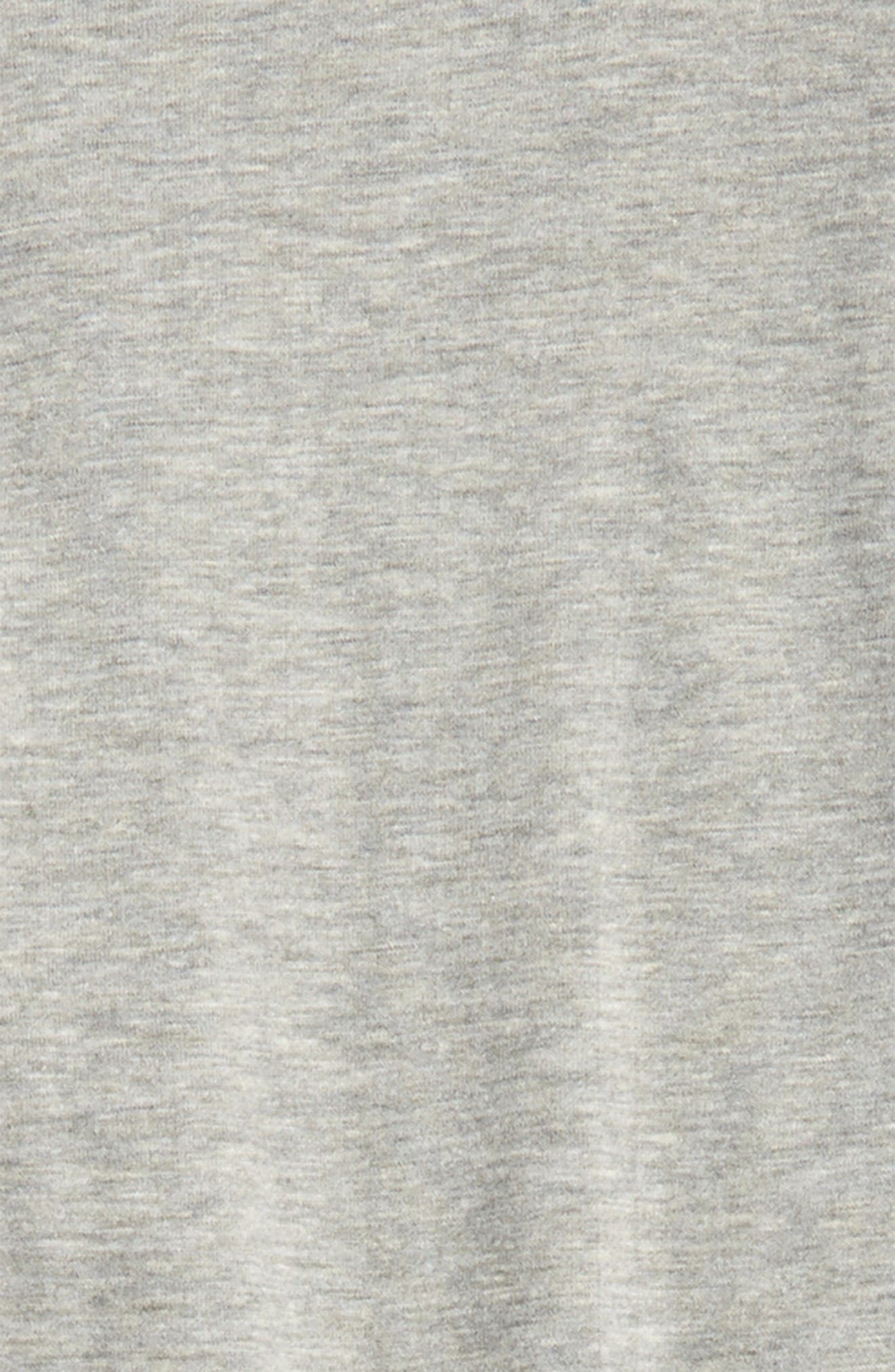 'Core' Leggings,                             Alternate thumbnail 2, color,                             Grey Medium Heather