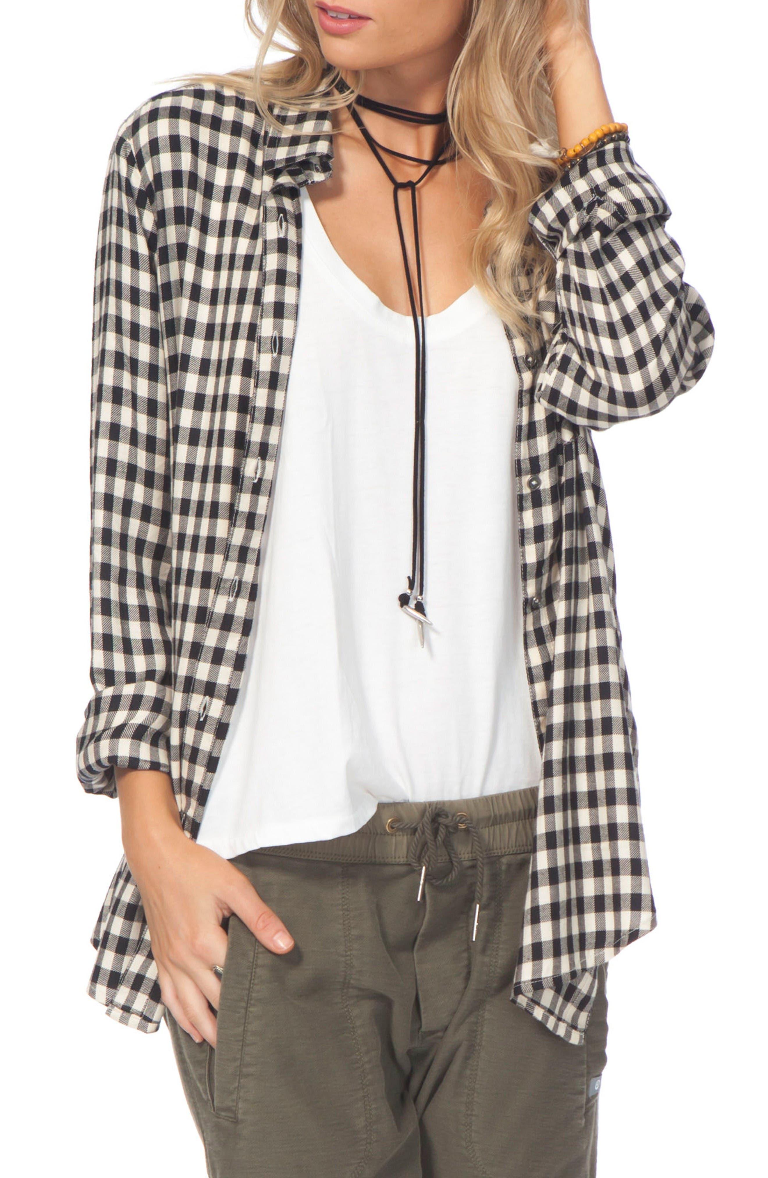 Alternate Image 1 Selected - Rip Curl Gemma Shirt