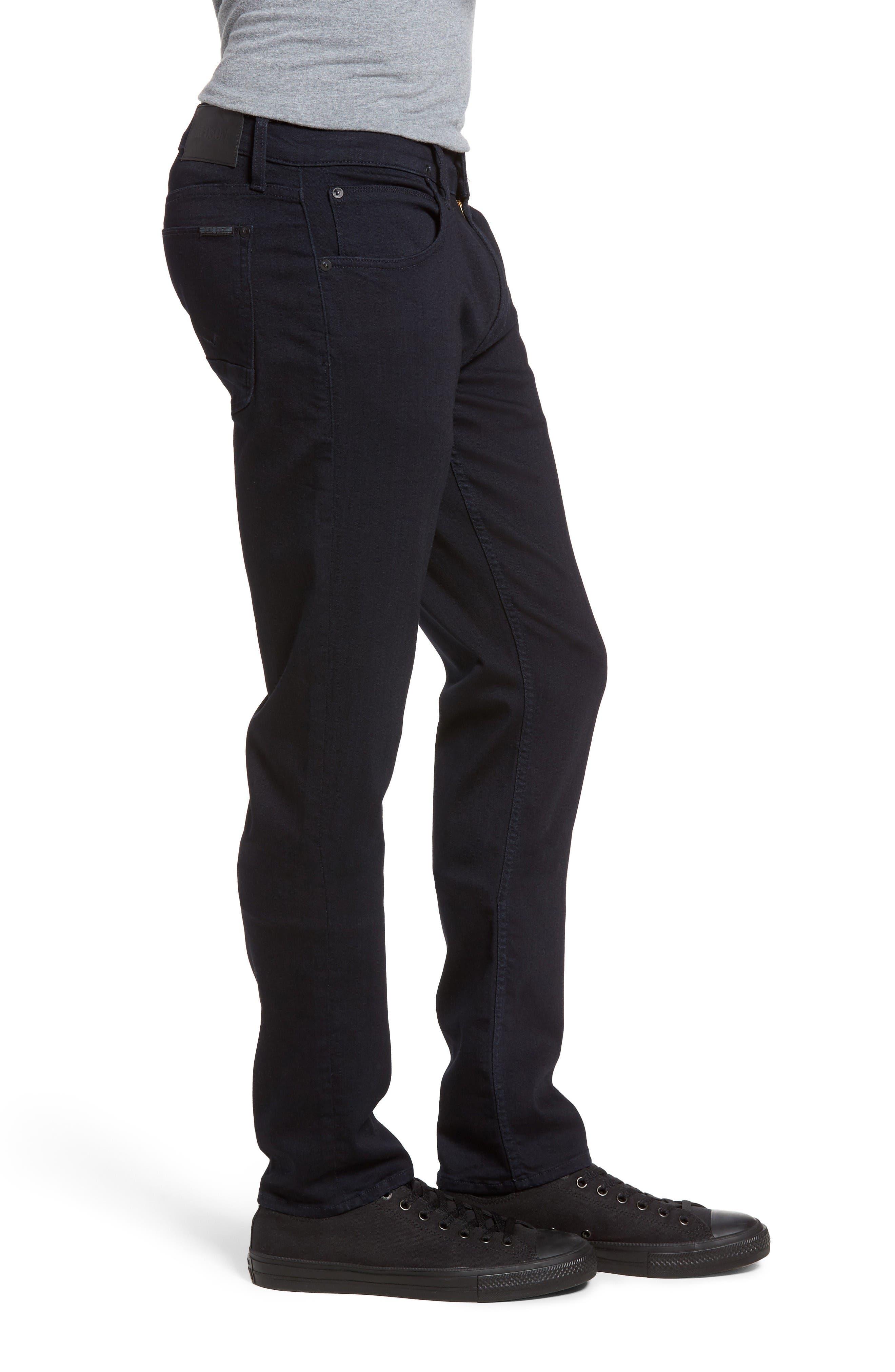 Blake Slim Fit Jeans,                             Alternate thumbnail 3, color,                             Hale Navy