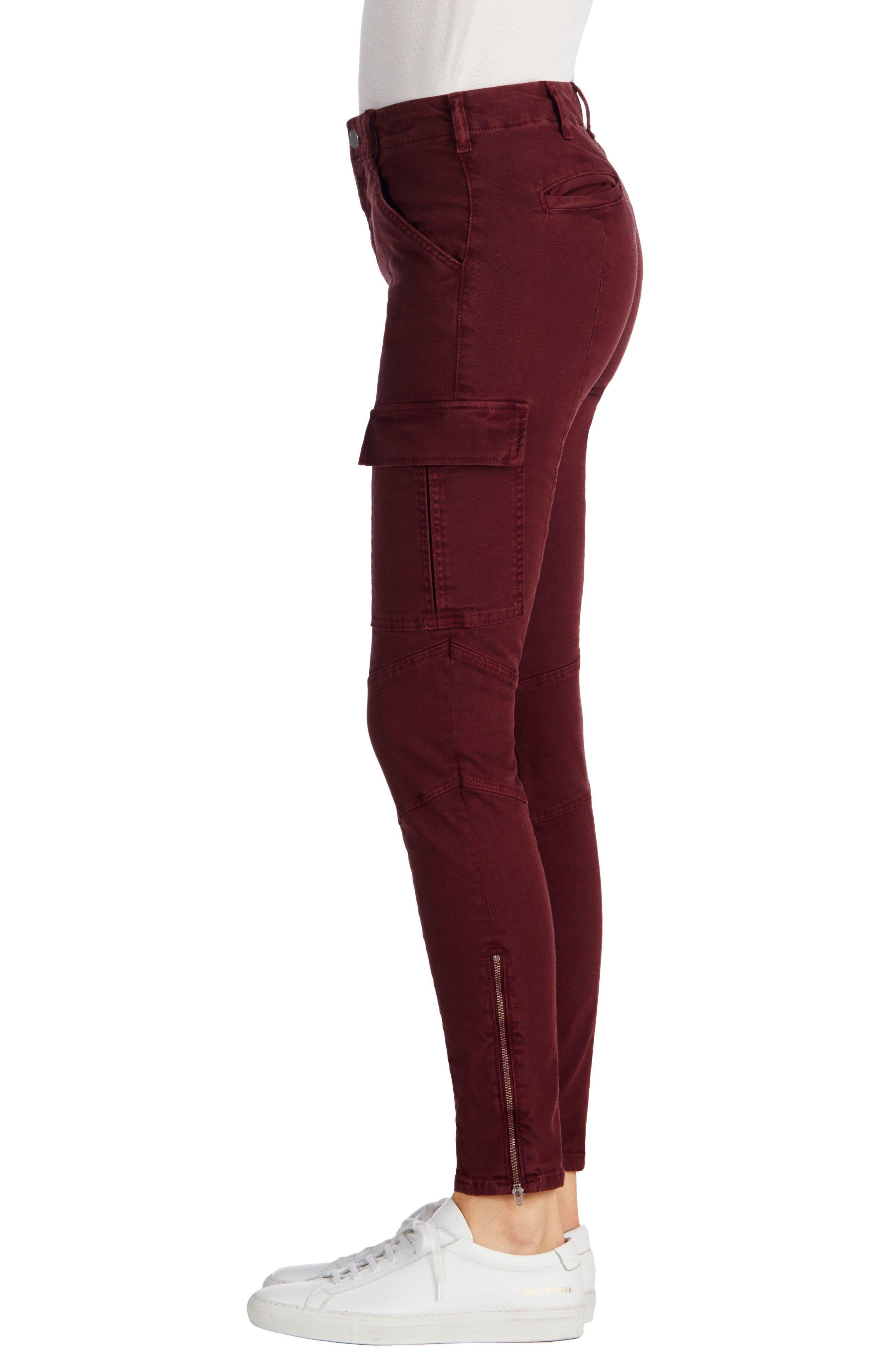 Alternate Image 4  - J Brand Houlihan Skinny Cargo Pants