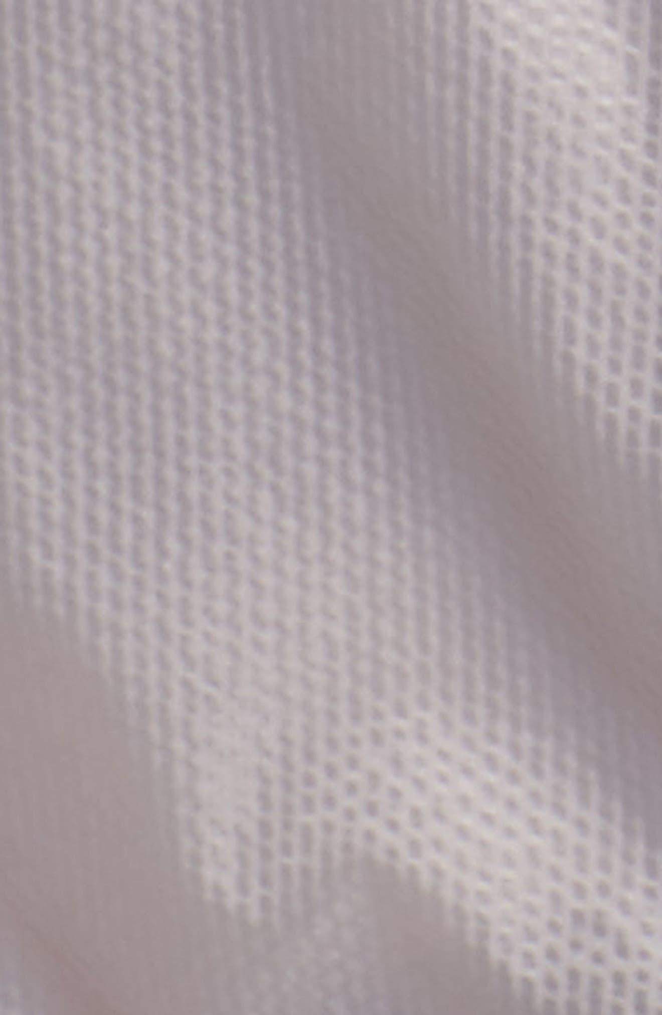 Teri Translucent Rain Jacket,                             Alternate thumbnail 5, color,                             Fog