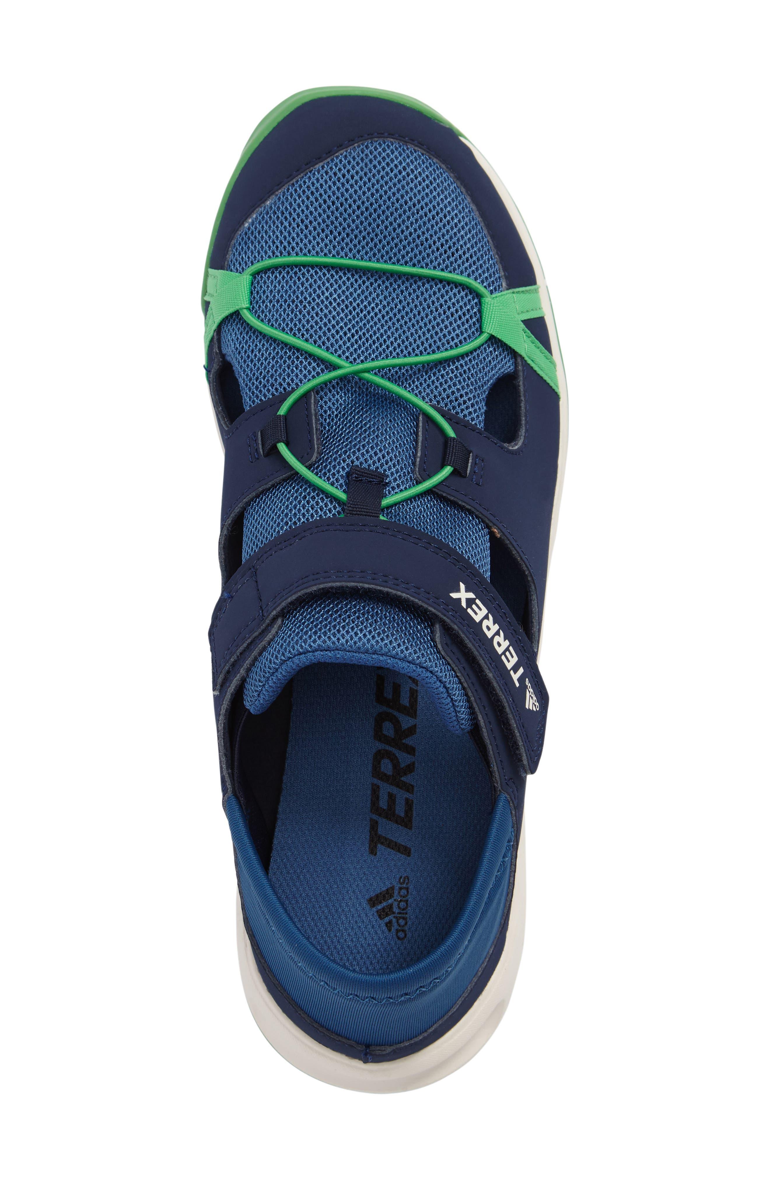 Alternate Image 3  - adidas Terrex Tivid Sneaker (Toddler, Little Kid & Big Kid)