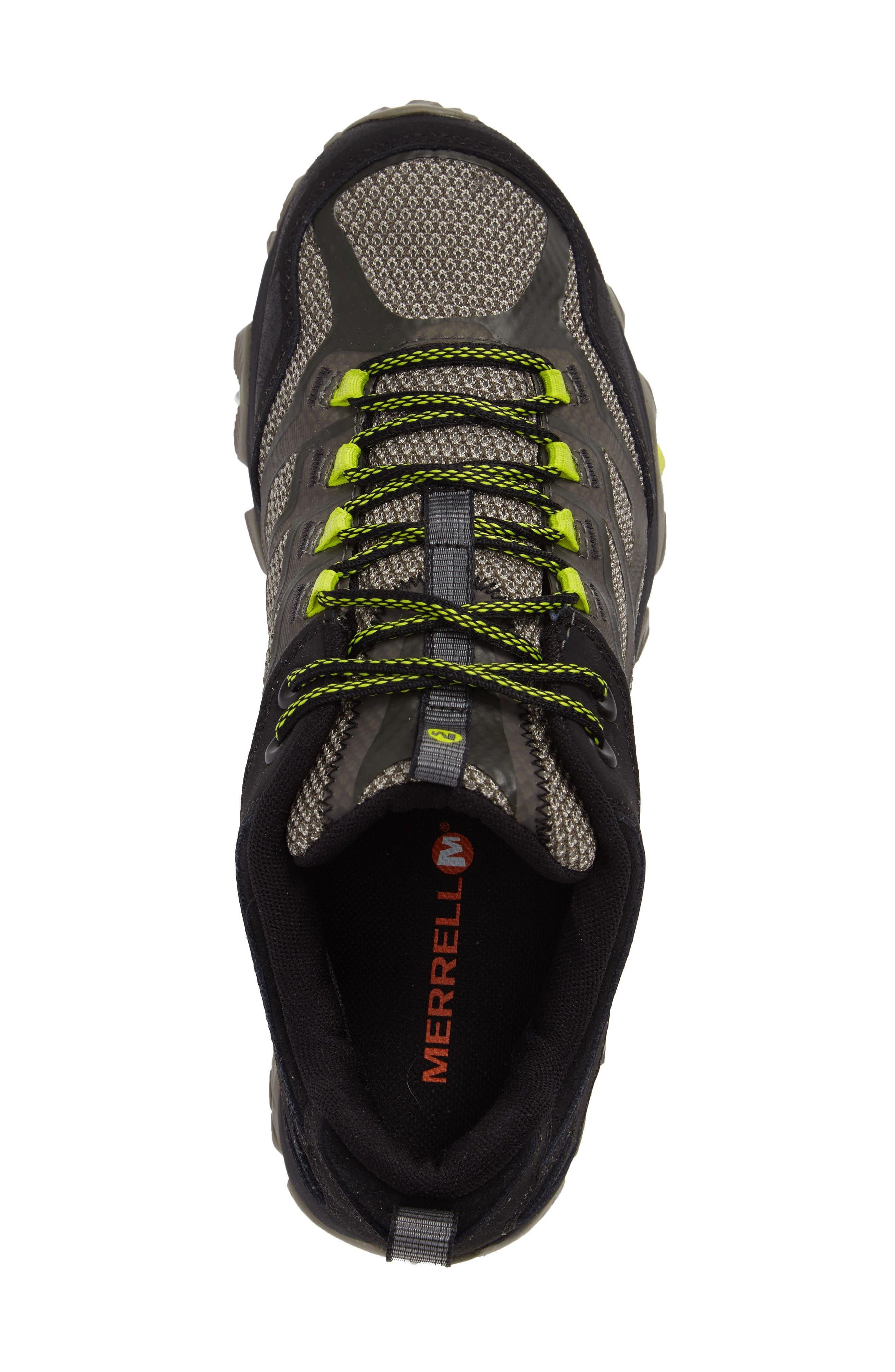 Alternate Image 3  - Merrell Moab FST Waterproof Hiking Shoe (Men)
