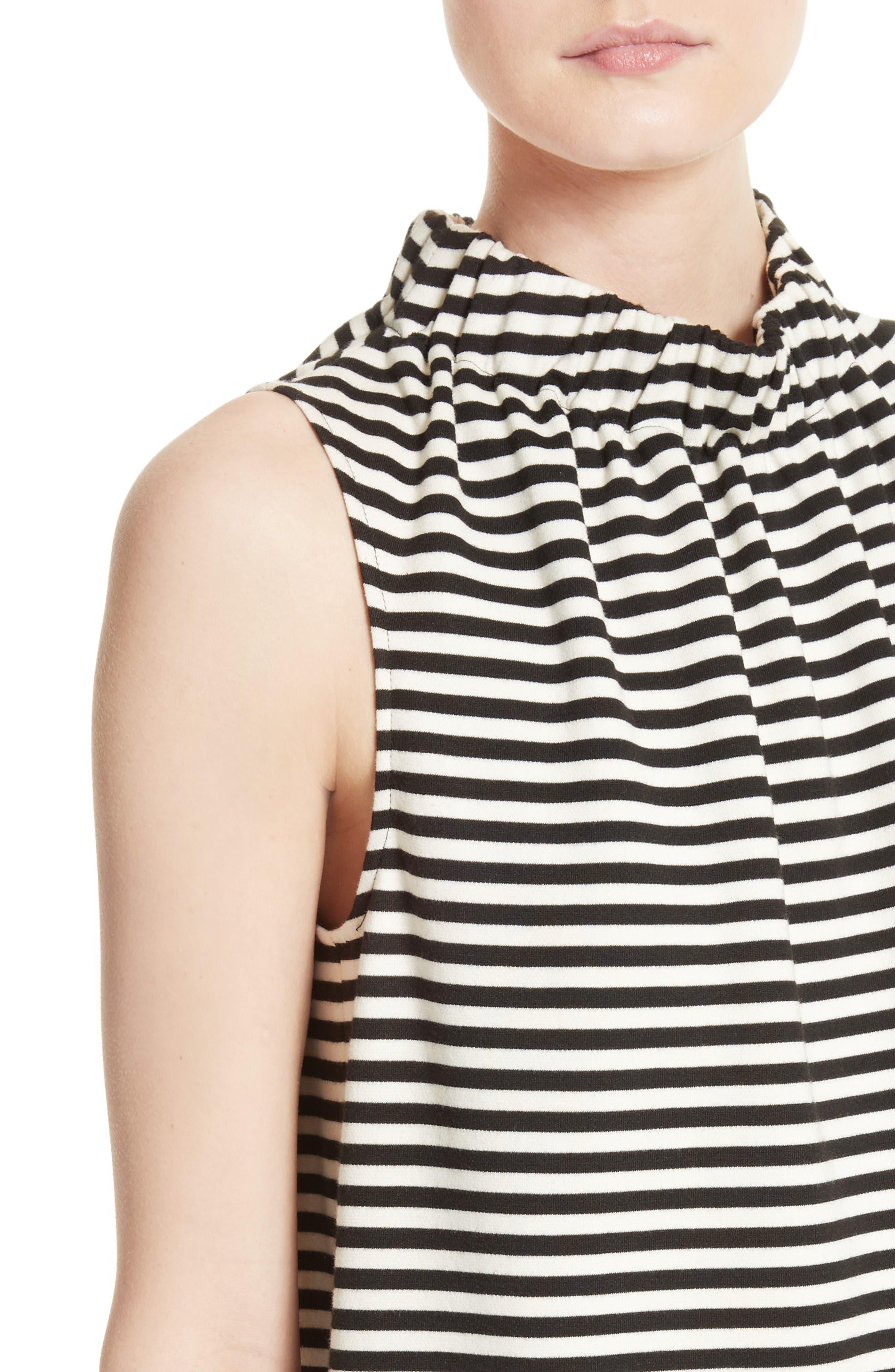 Alternate Image 4  - Tibi Ren Stripe Top