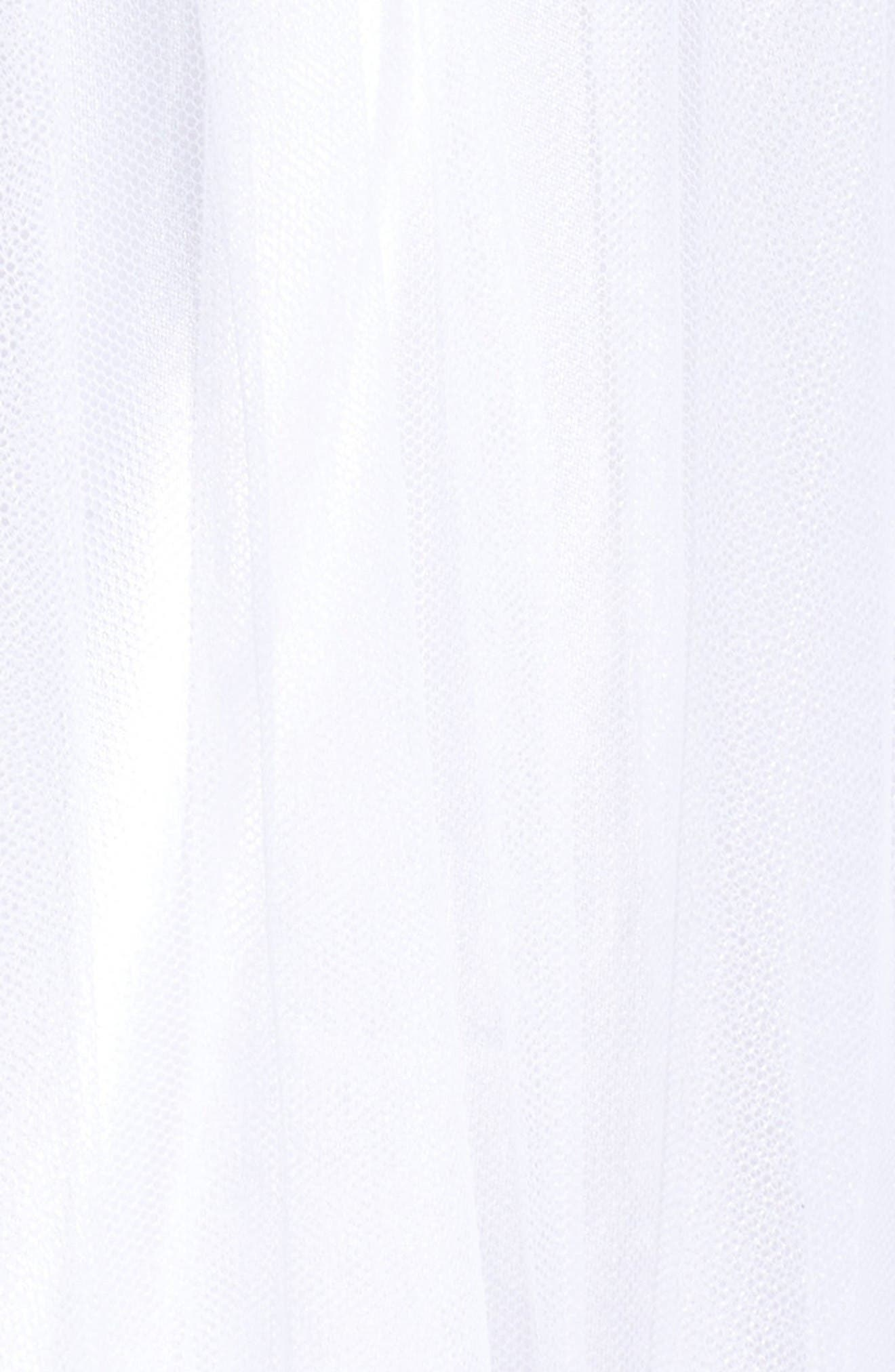 Alternate Image 5  - Blondie Nites Strapless Bustier Gown
