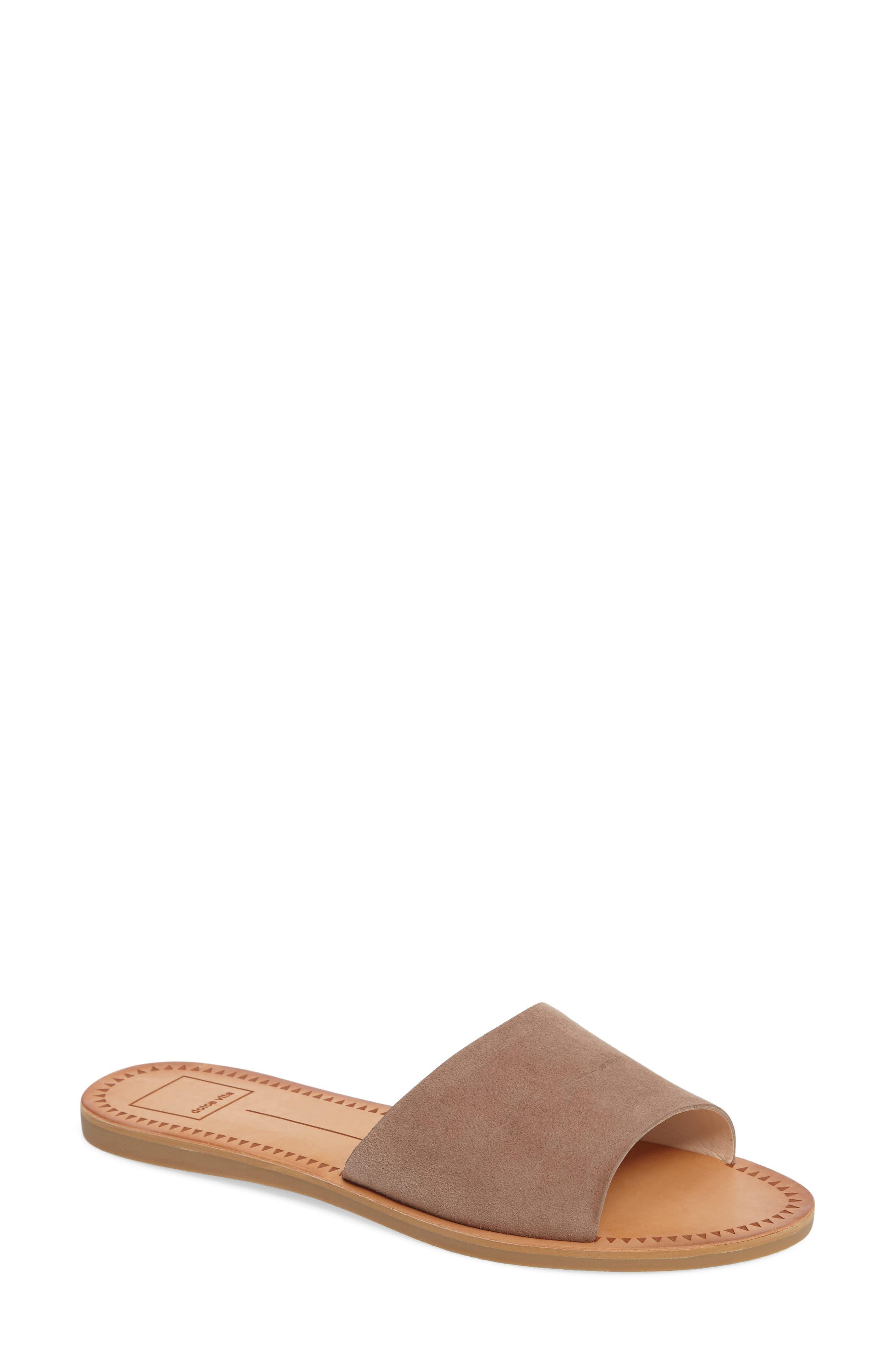 Alternate Image 1 Selected - Dolce Vita 'Javier' Slide Sandal (Women)