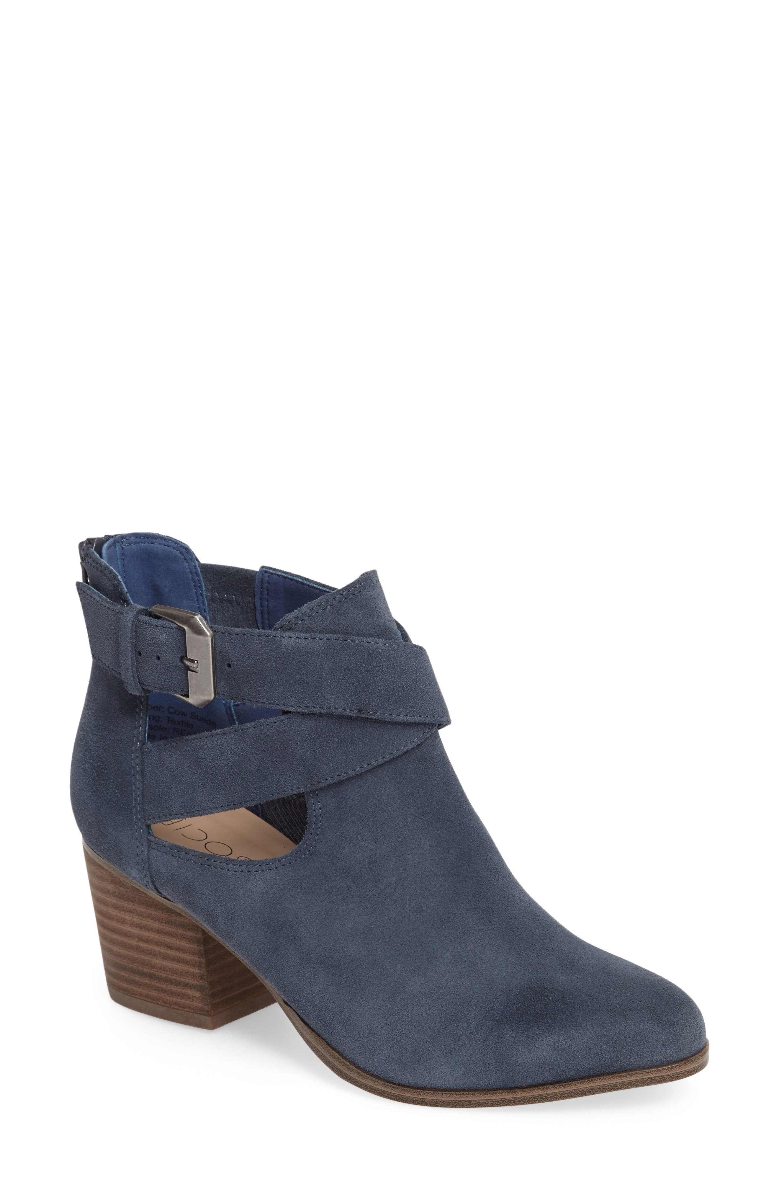 Alternate Image 1 Selected - Sole Society Azure Bootie (Women)