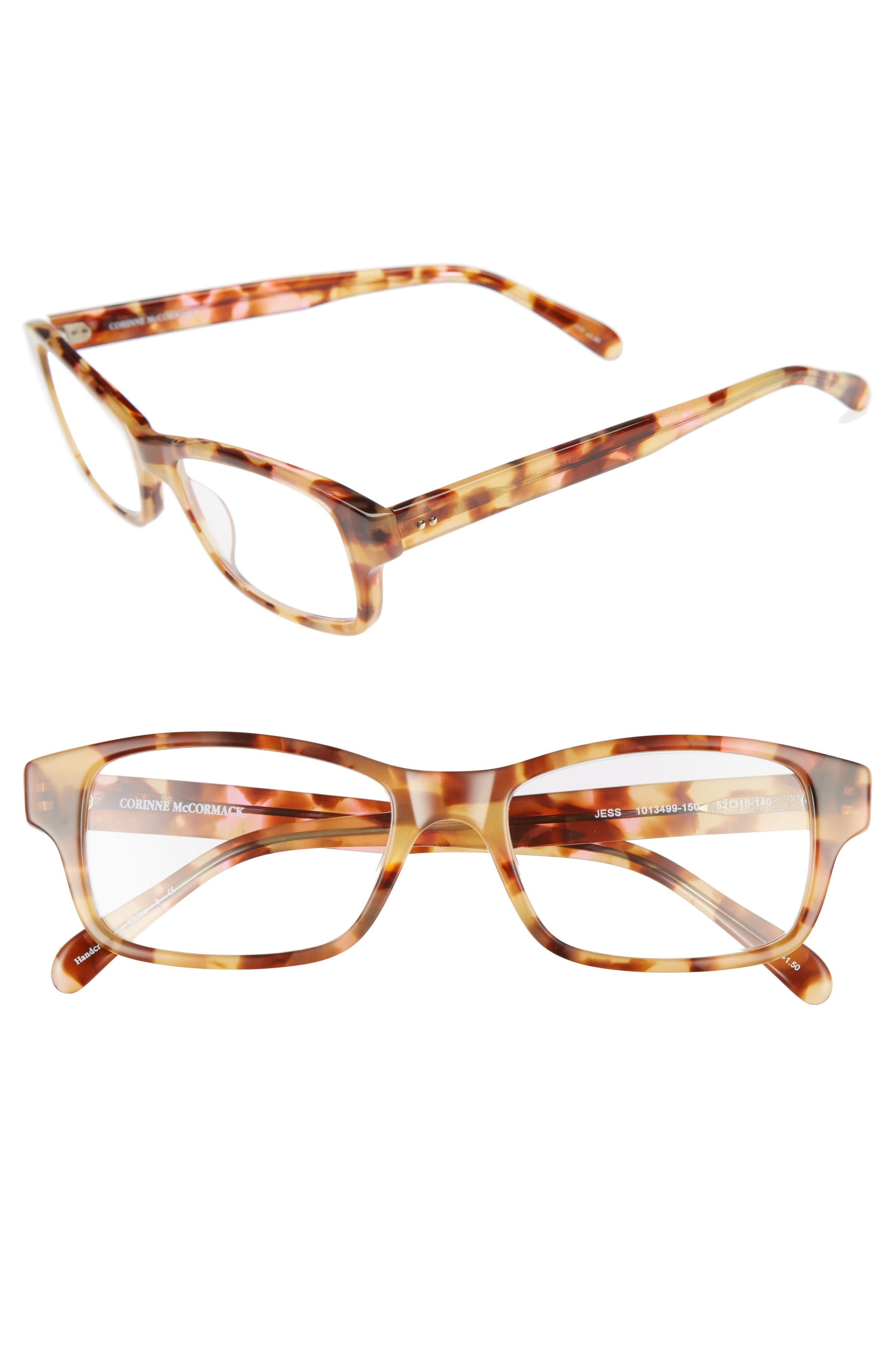 Corinne McCormack 'Jess' 46mm Reading Glasses