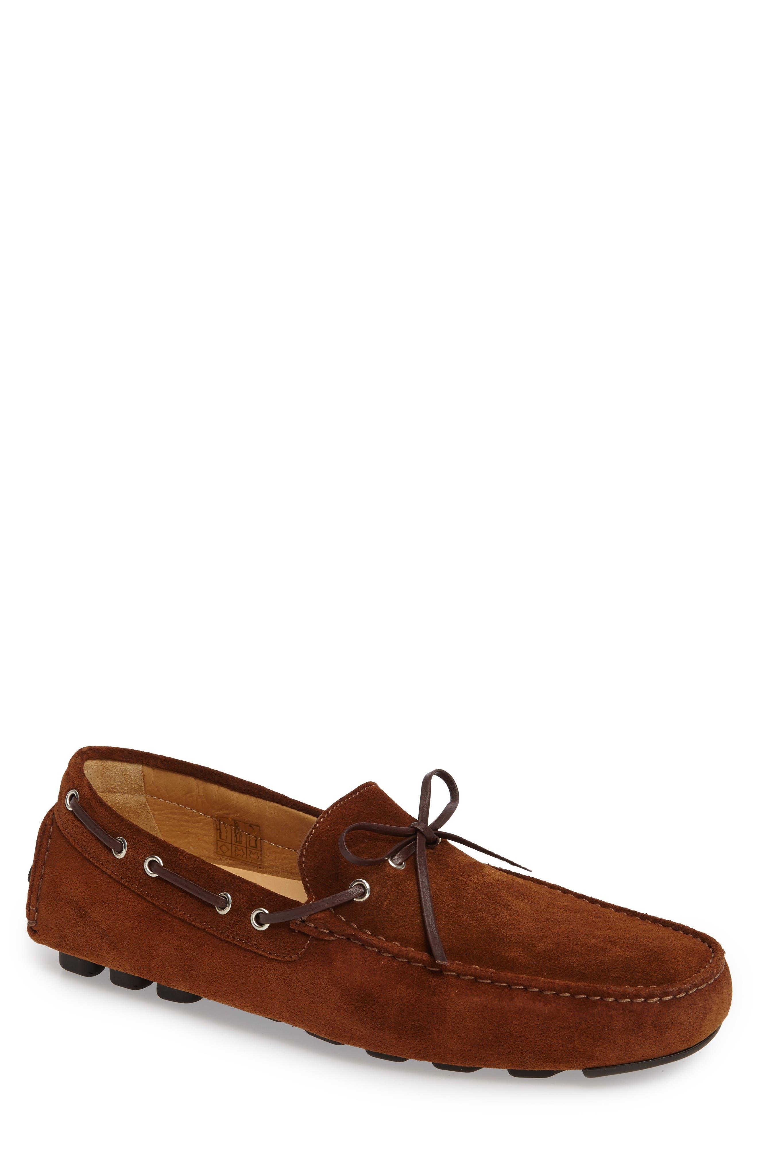 Alternate Image 1 Selected - Di Bianco Gallo Driving Shoe (Men)