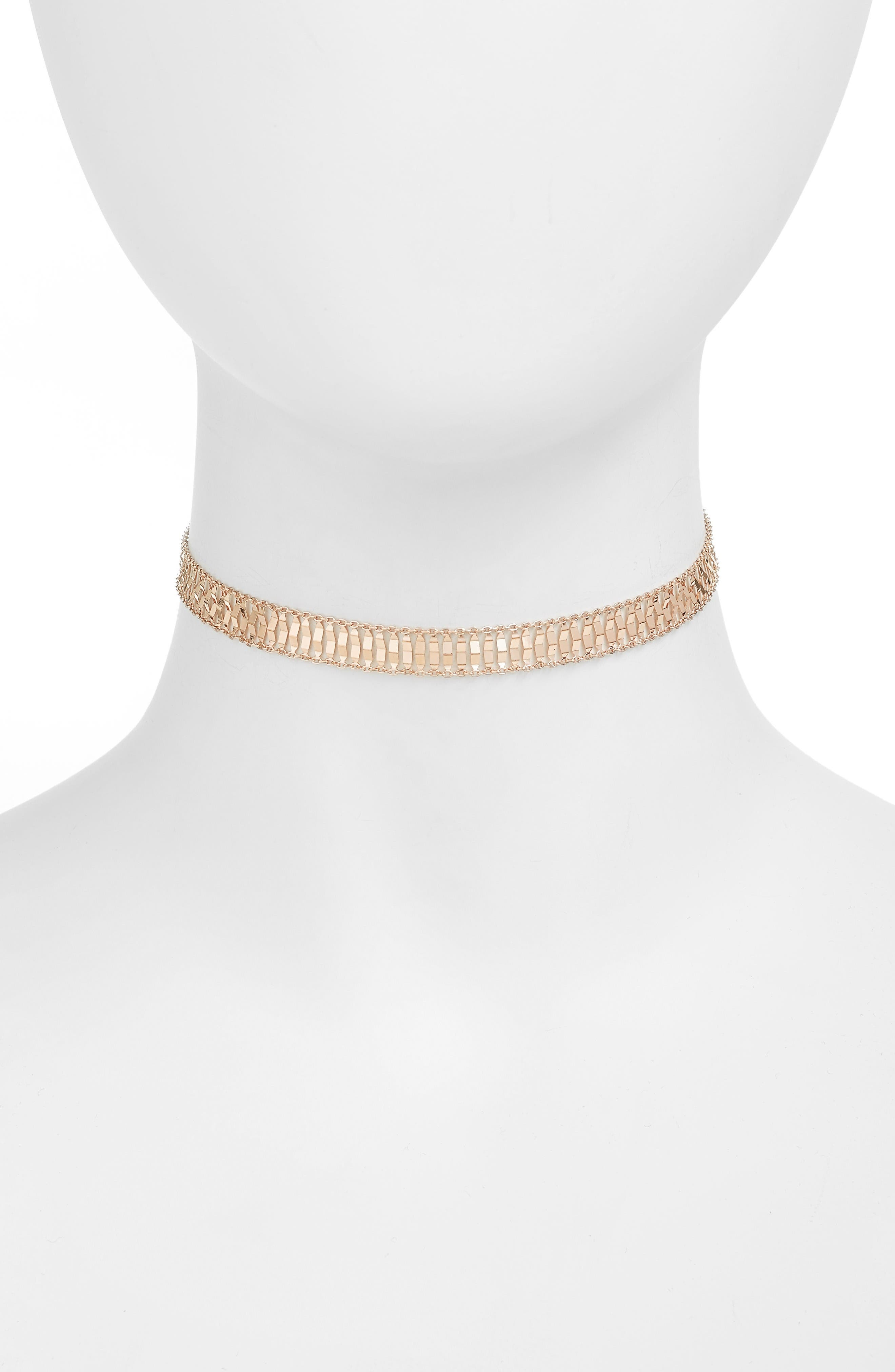 Alternate Image 1 Selected - Argento Vivo Wide Choker