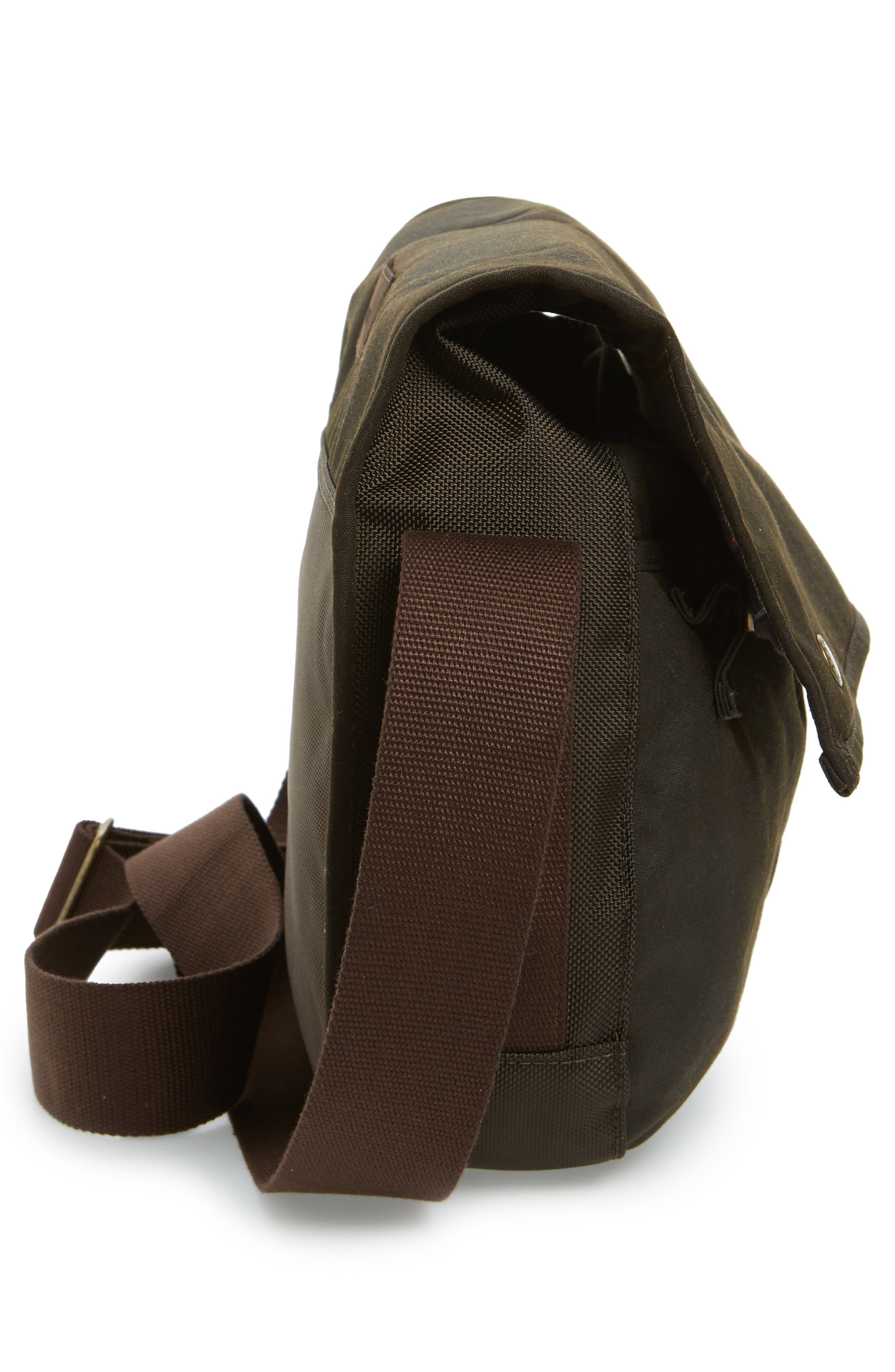 Alternate Image 4  - Barbour Cannich Taras Messenger Bag