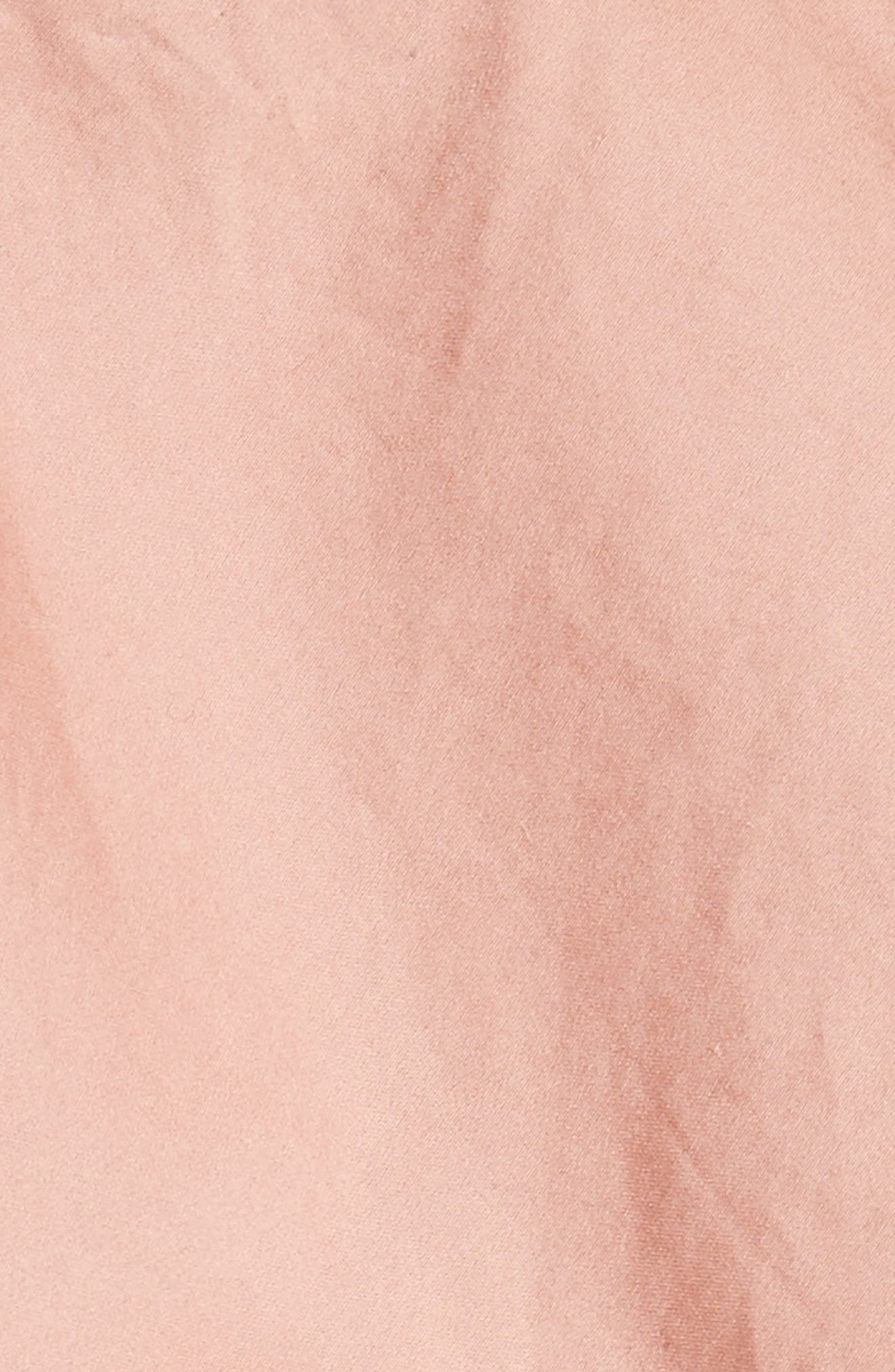 Alternate Image 5  - Rebecca Taylor Strapless Crop Top