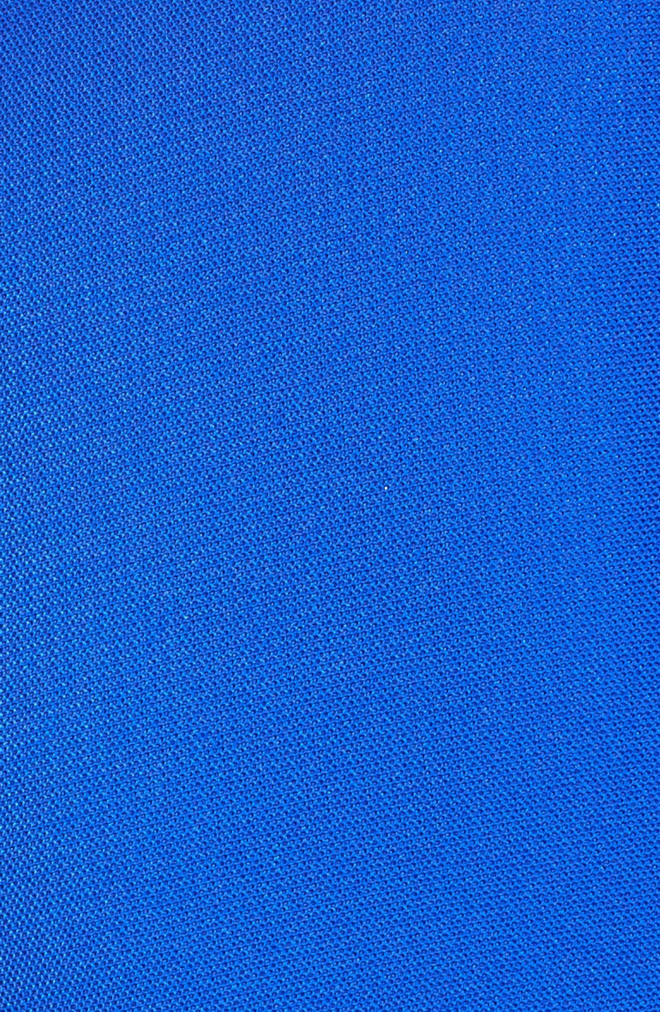 Alternate Image 5  - Marina Embellished Faux Wrap Gown (Plus Size)