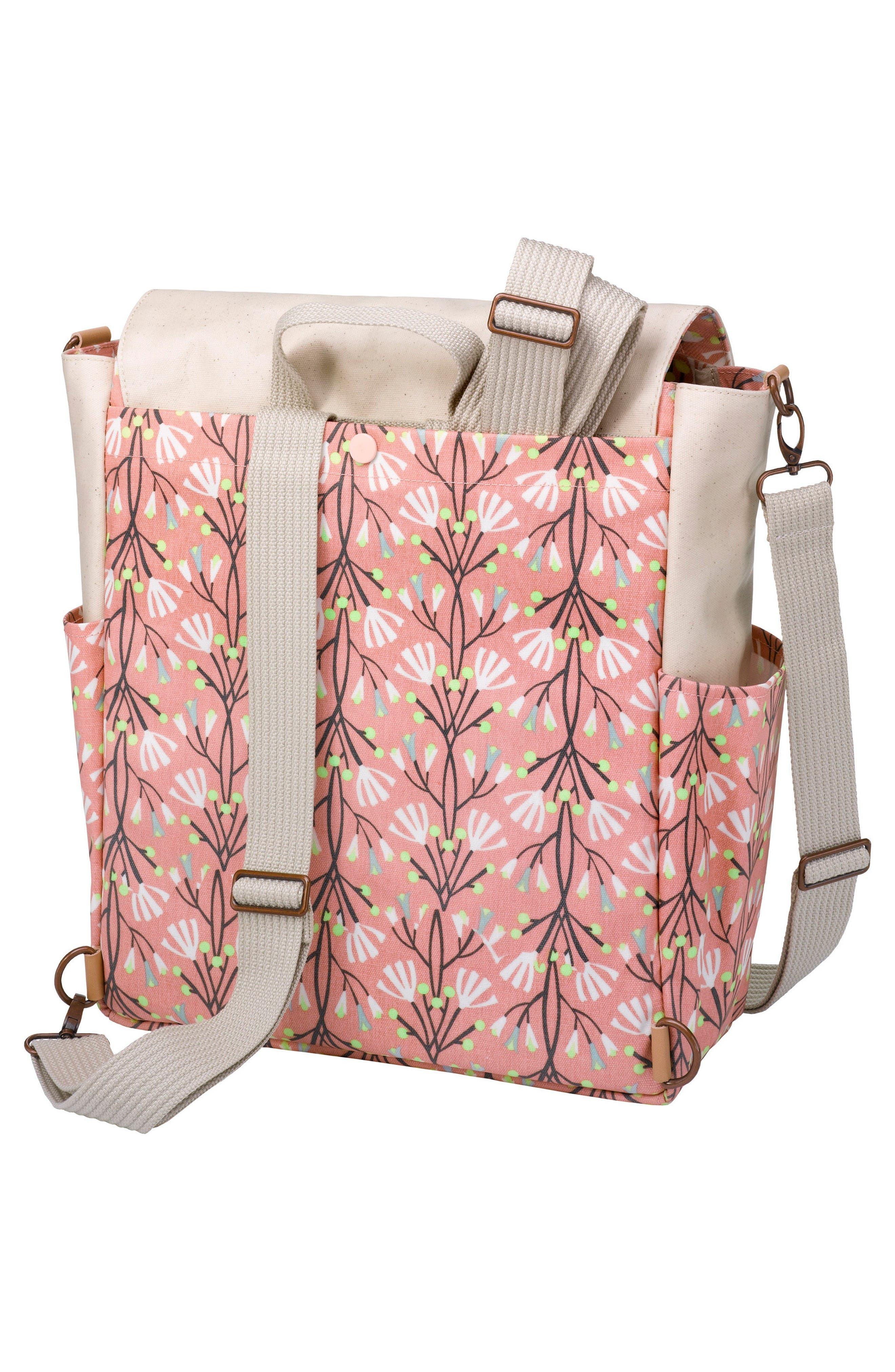 Alternate Image 2  - Petunia Pickle Bottom Pathway Backpack Diaper Tote