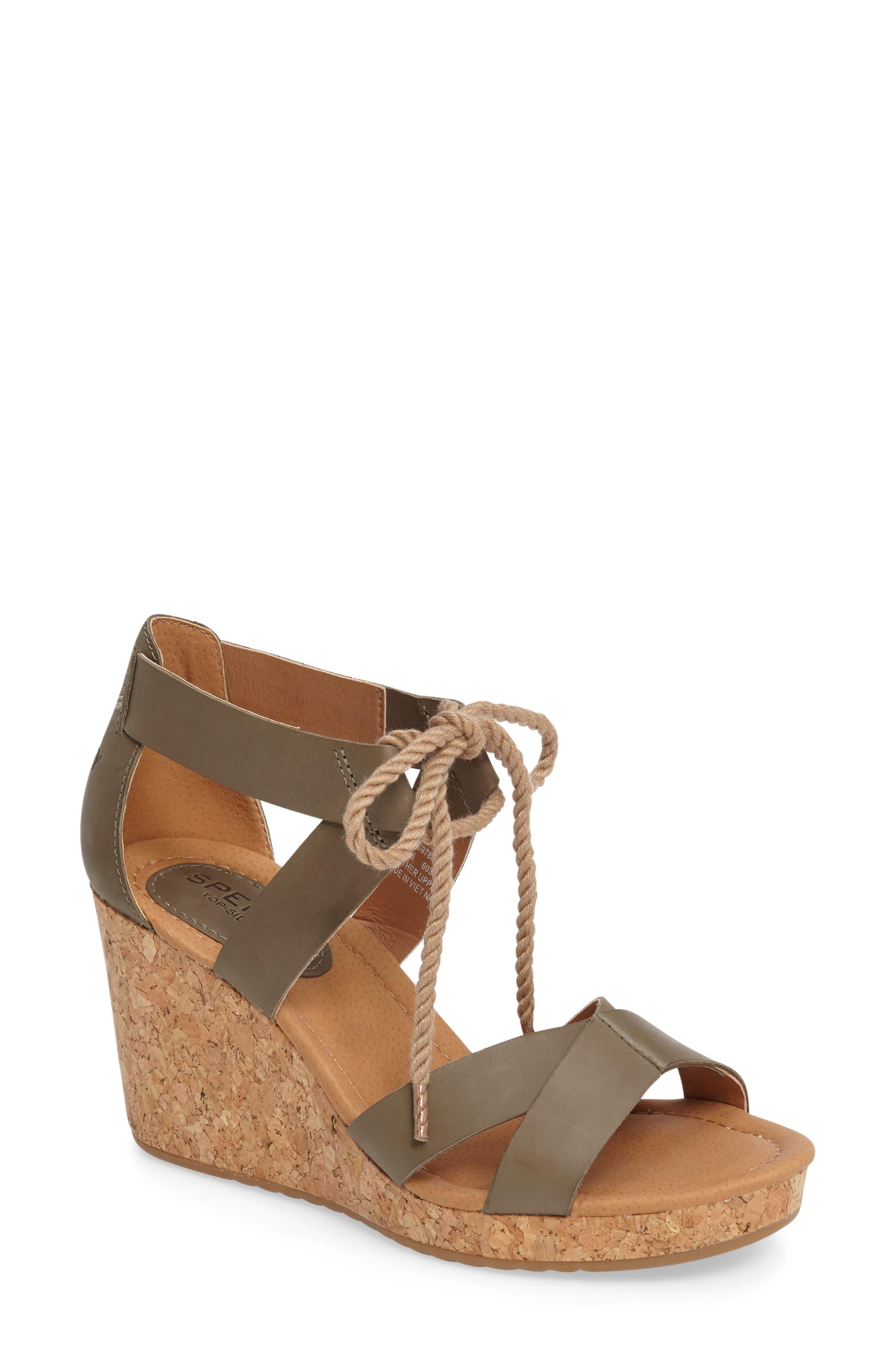 SPERRY Dawn Ari Wedge Sandal