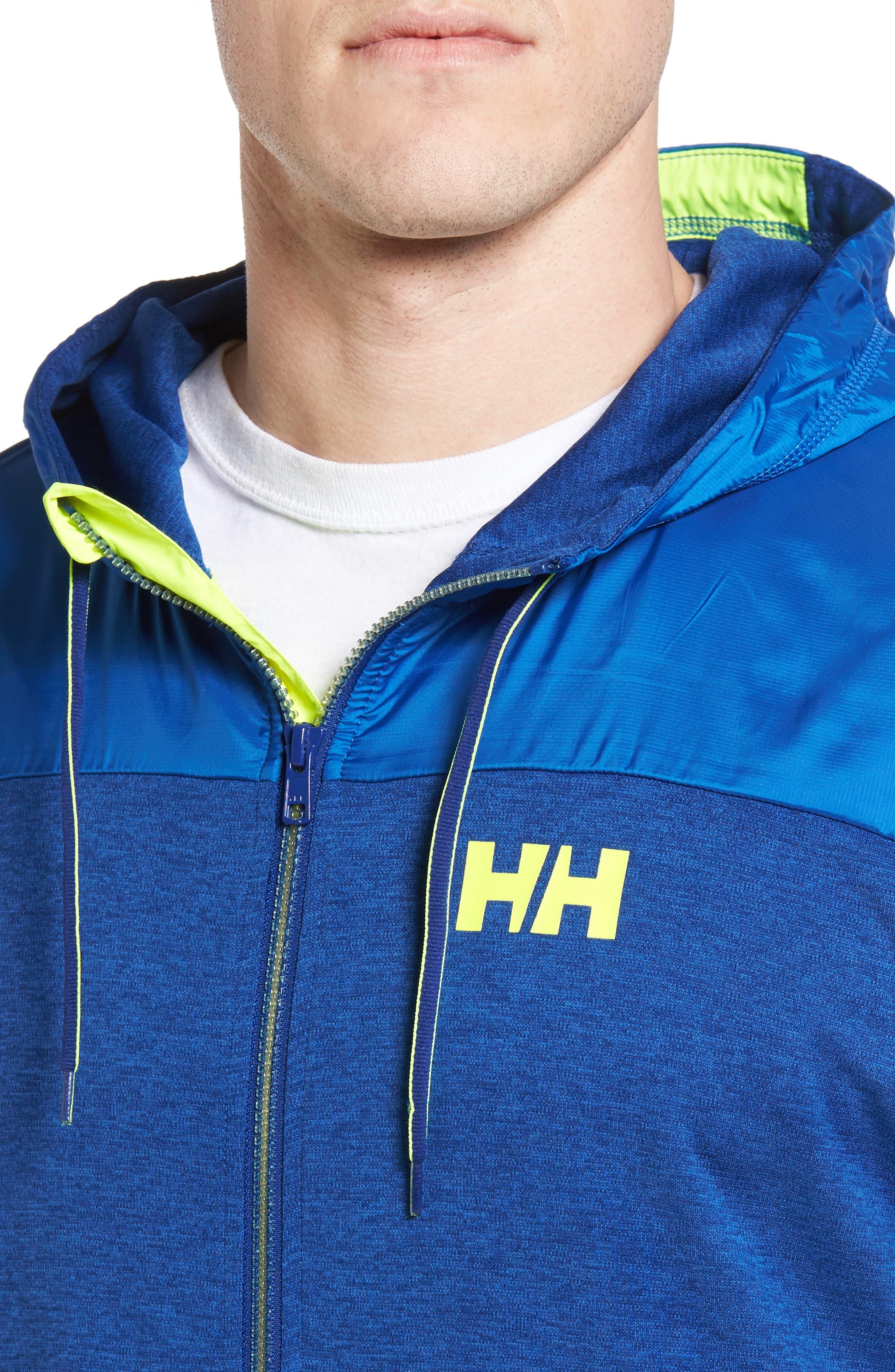 Raido Hooded Jacket,                             Alternate thumbnail 4, color,                             Sodalite Blue
