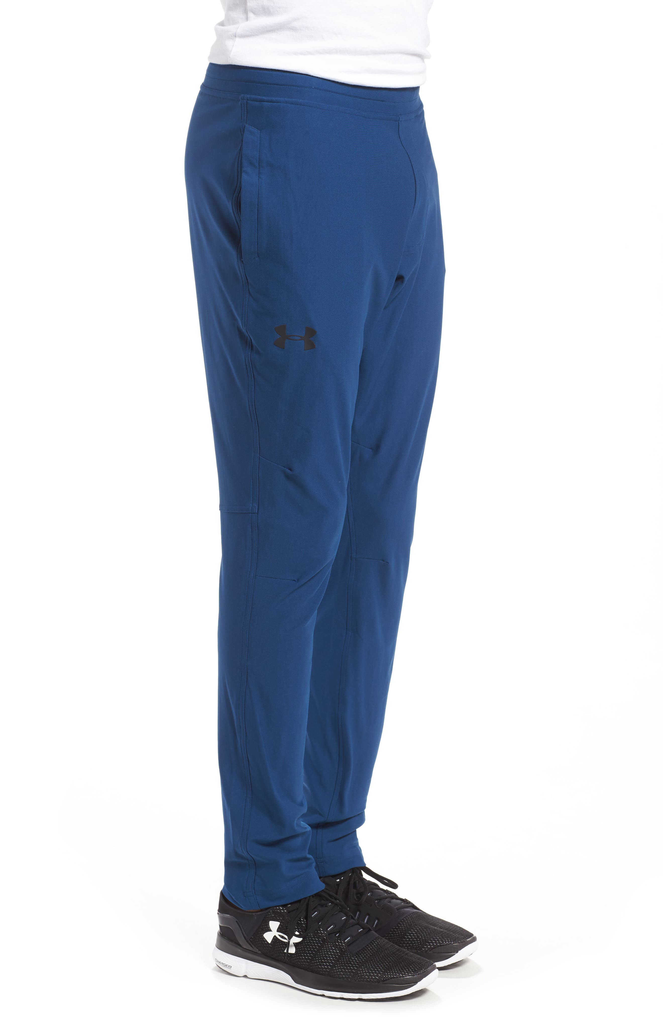 Elevated Pants,                             Alternate thumbnail 3, color,                             Blackout Navy