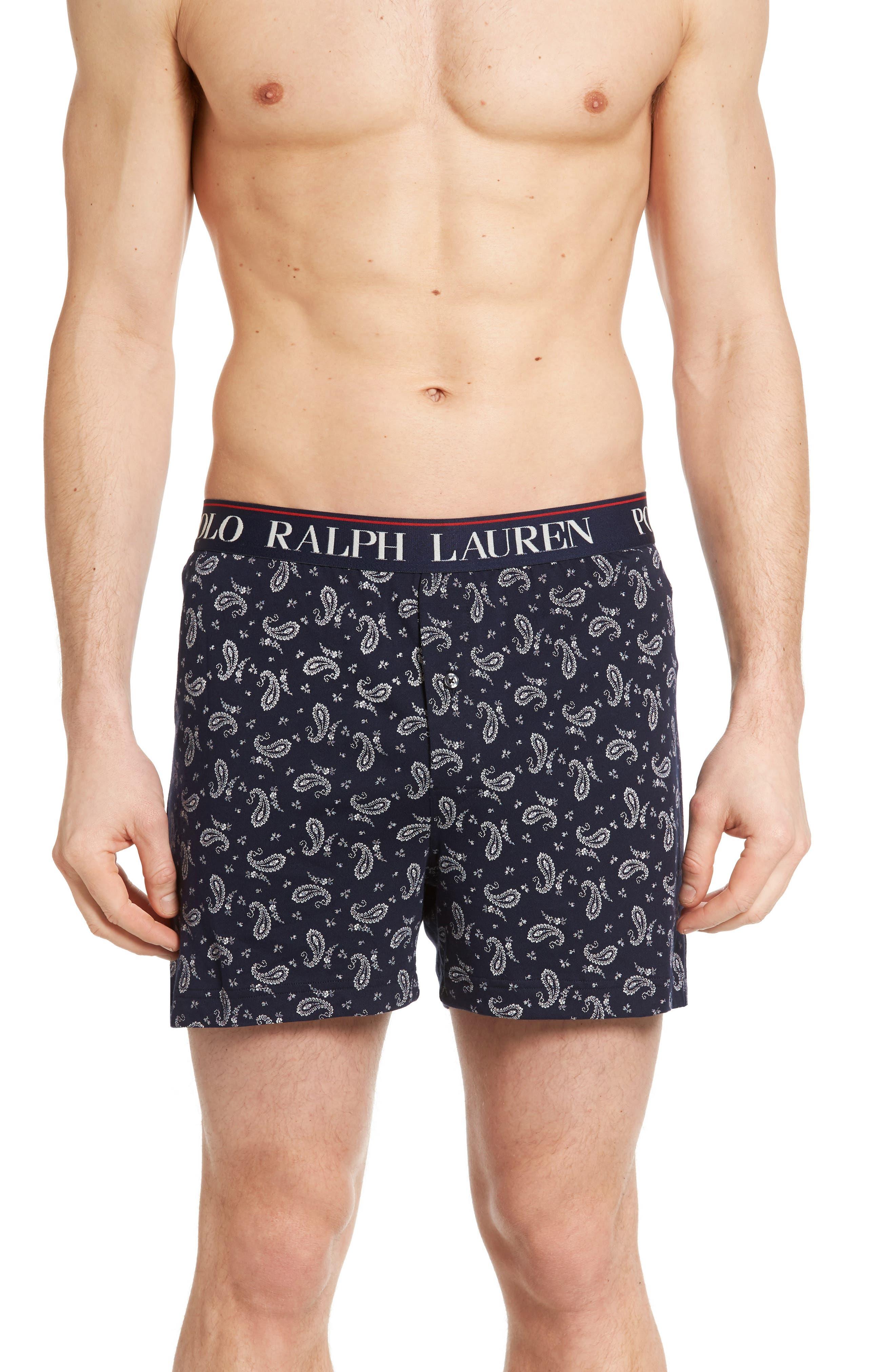 Alternate Image 1 Selected - Polo Ralph Lauren Cotton & Modal Boxers