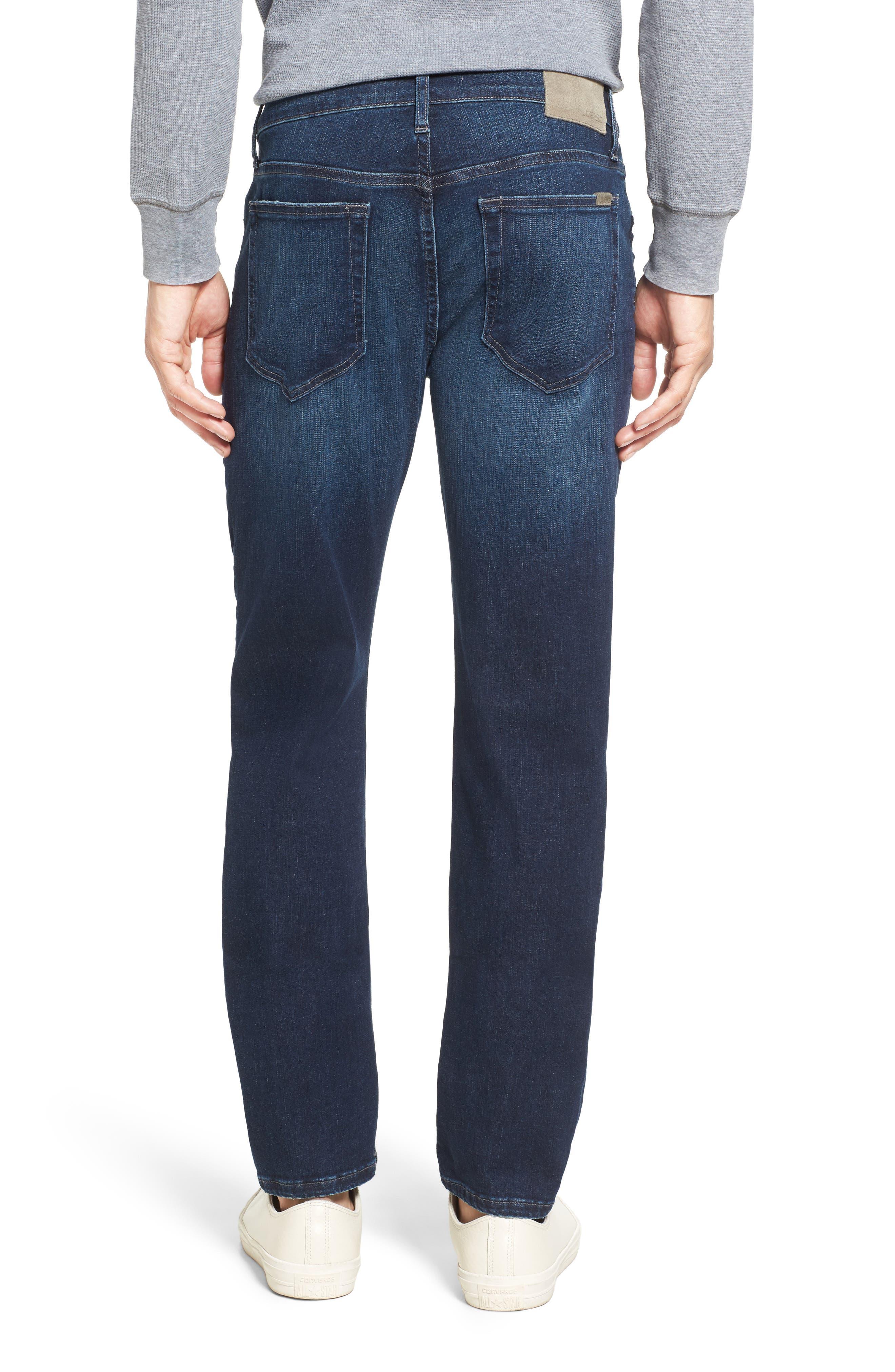 Kinetic Slim Fit Jeans,                             Alternate thumbnail 2, color,                             Aedan