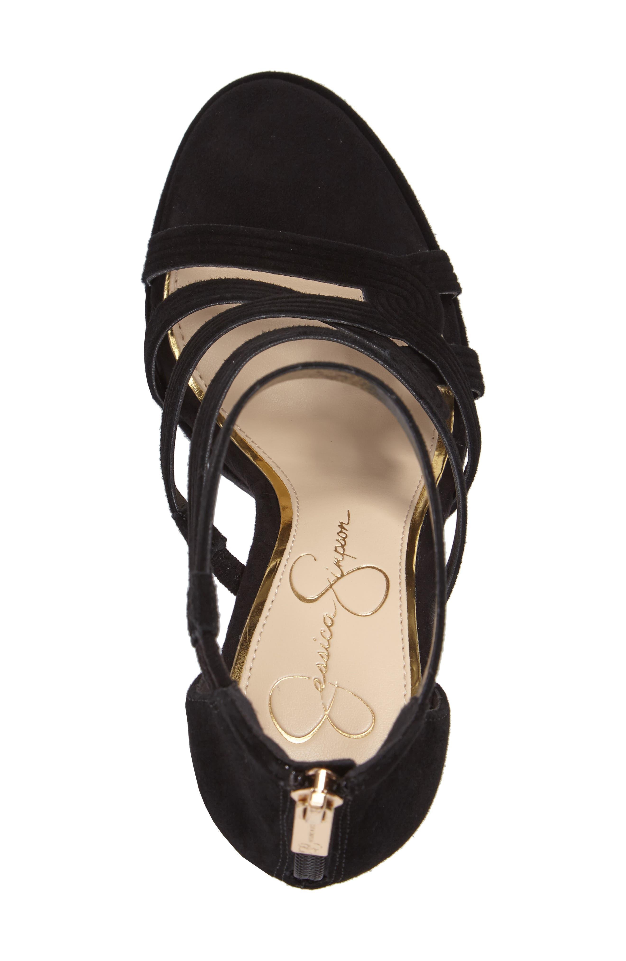 Alternate Image 3  - Jessica Simpson Bellanne Platform Sandal (Women)