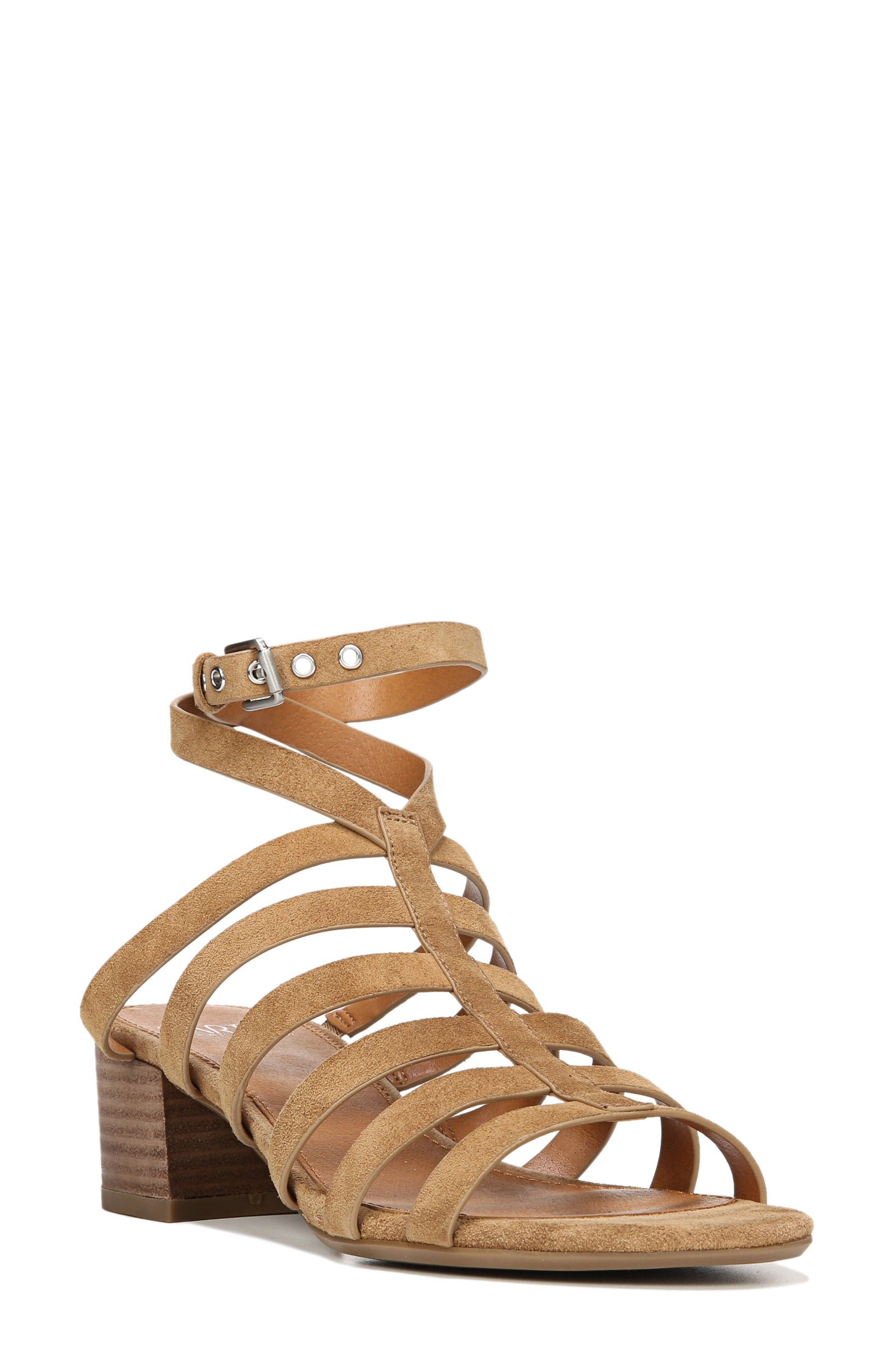 Alternate Image 1 Selected - SARTO by Franco Sarto Finesse Cage Sandal (Women)