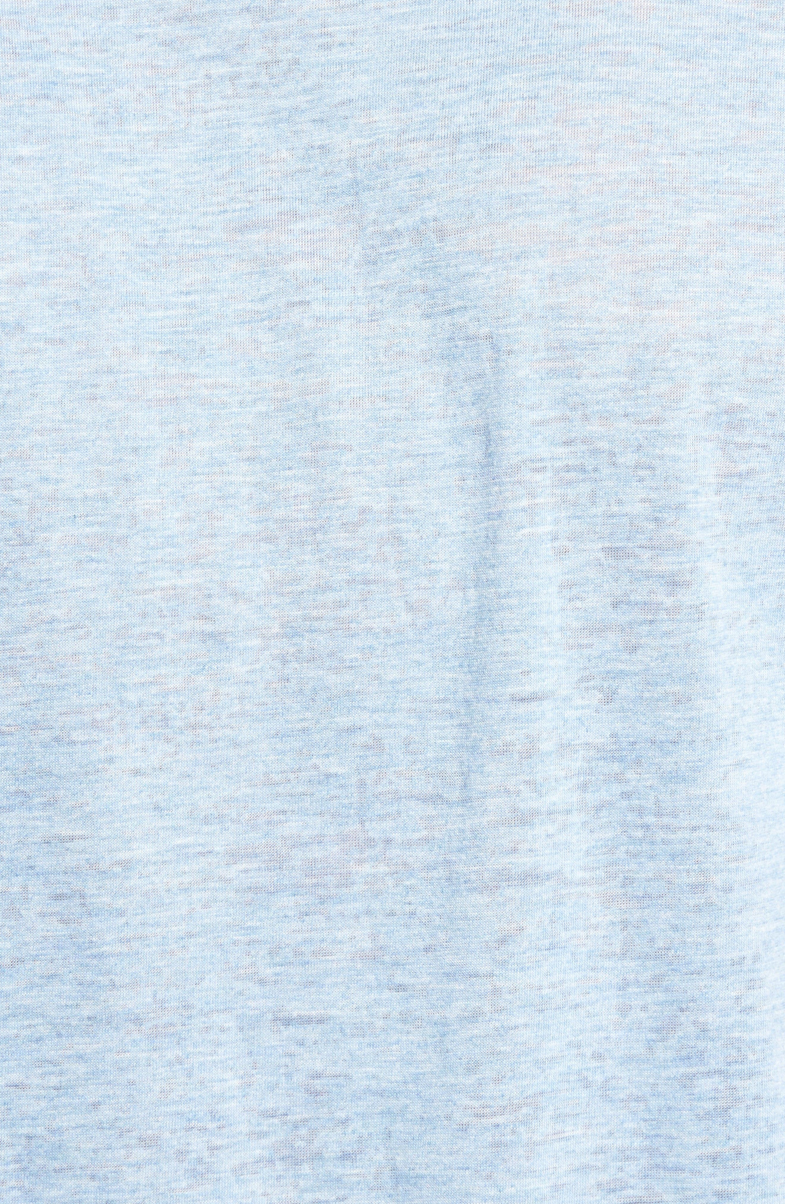 Alternate Image 5  - John Varvatos Star USA Burnout Trim Fit T-Shirt