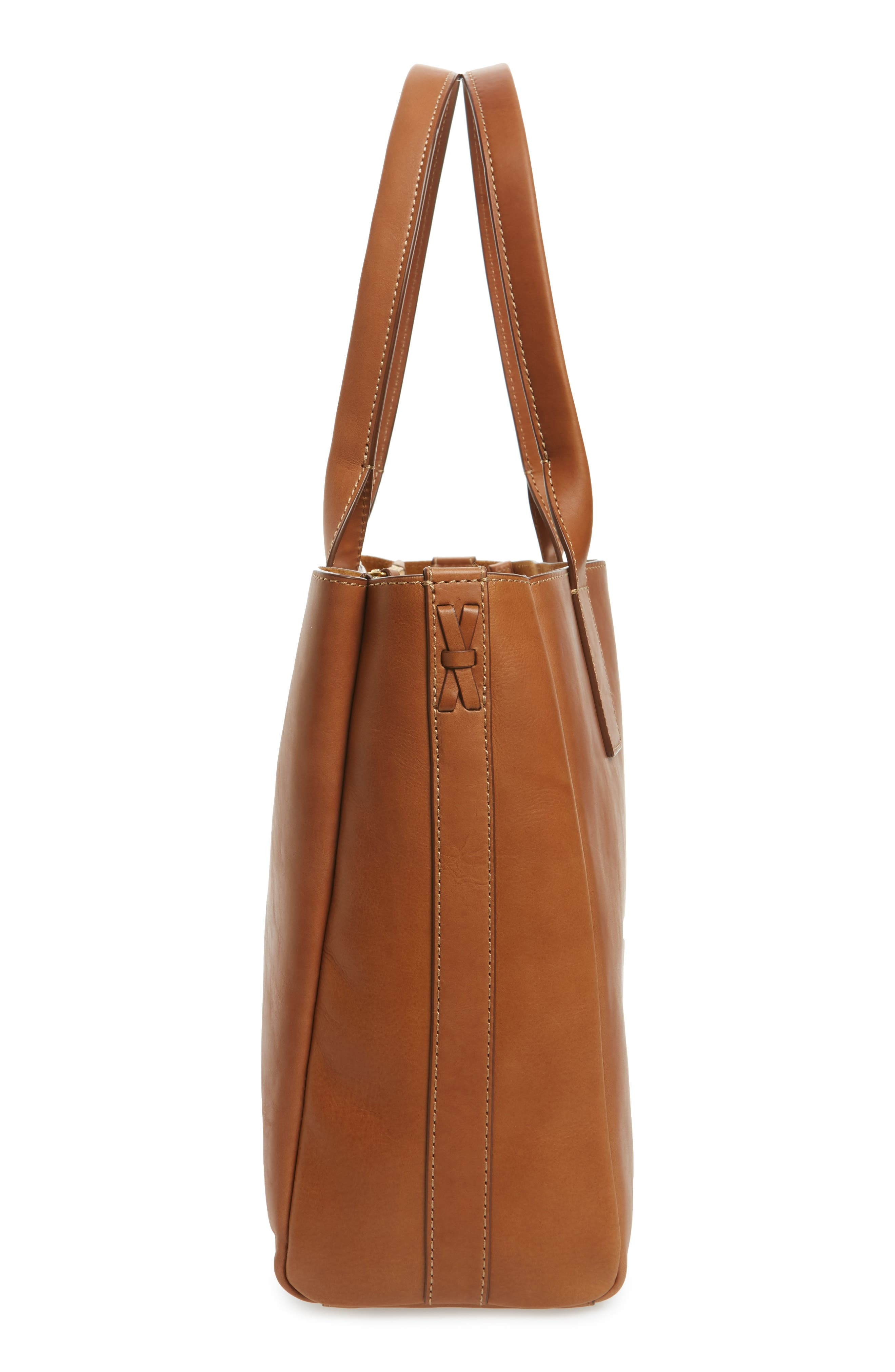 Alternate Image 5  - Frye Ilana Leather Tote