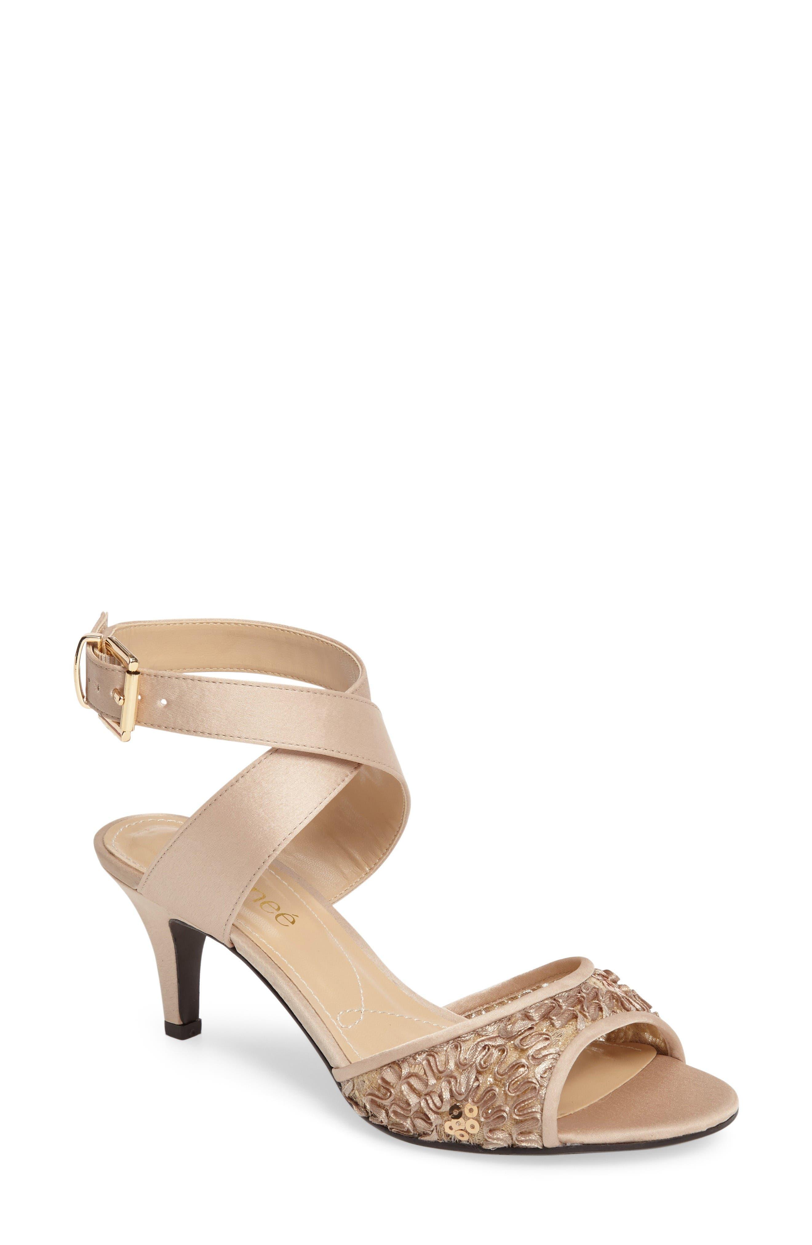 J. Reneé 'Soncino' Ankle Strap Sandal (Women)